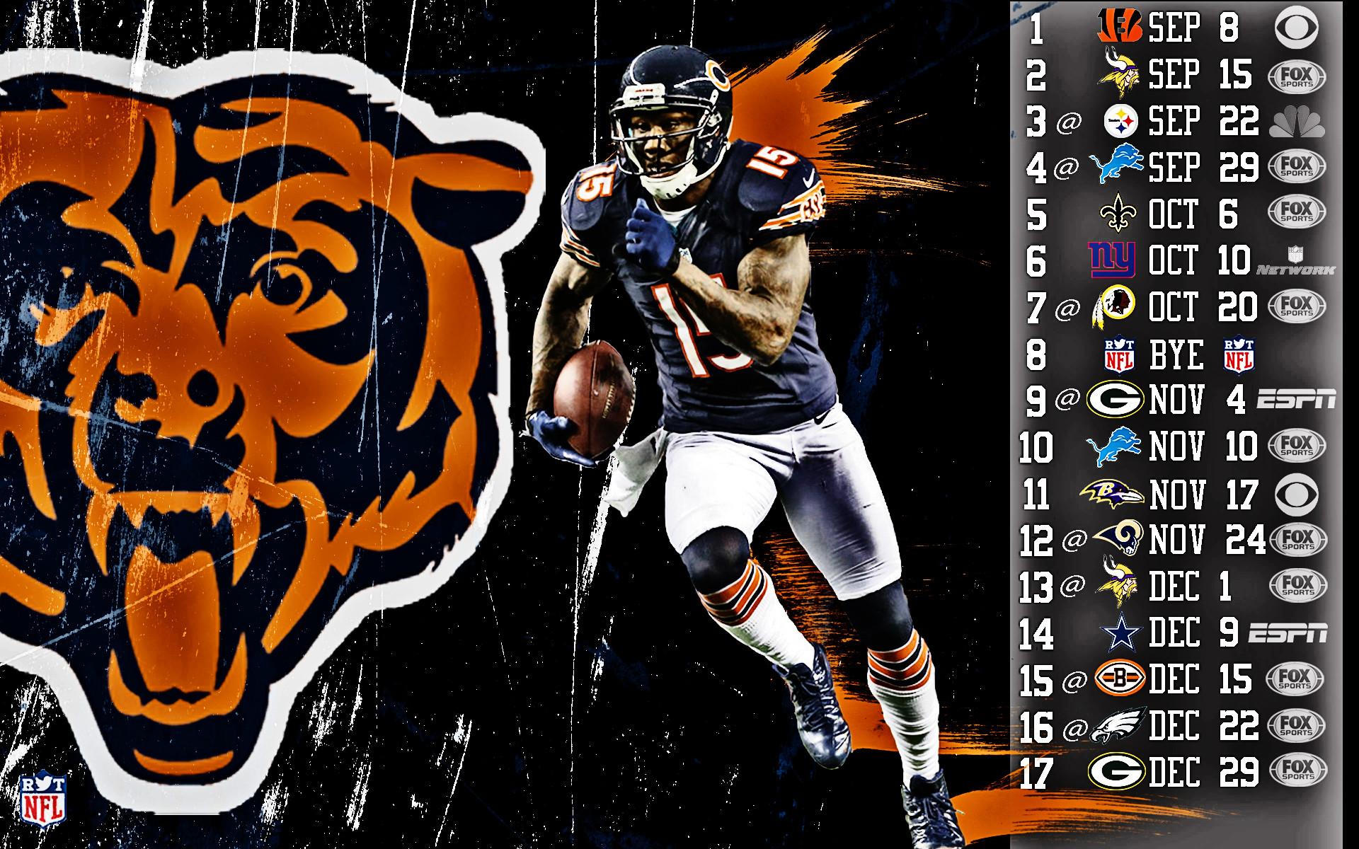 Chicago Bears. Brandon Marshall 2013 Schedule HDR Brandon Marshall iPhone  …