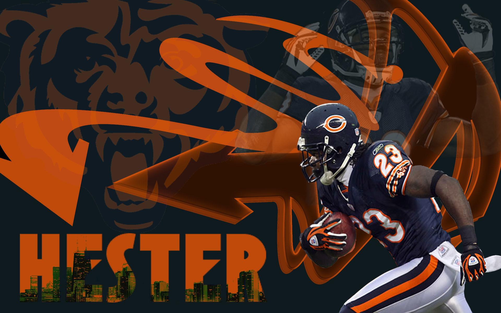 Chicago Bears wallpaper HD wallpaper