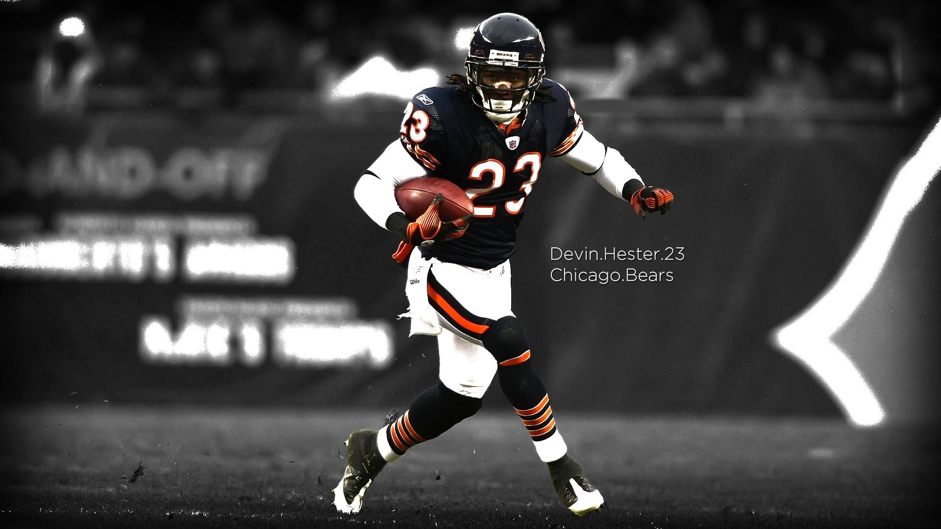 Cool American Football Bears Devin Wallpaper F #9694 Wallpaper .