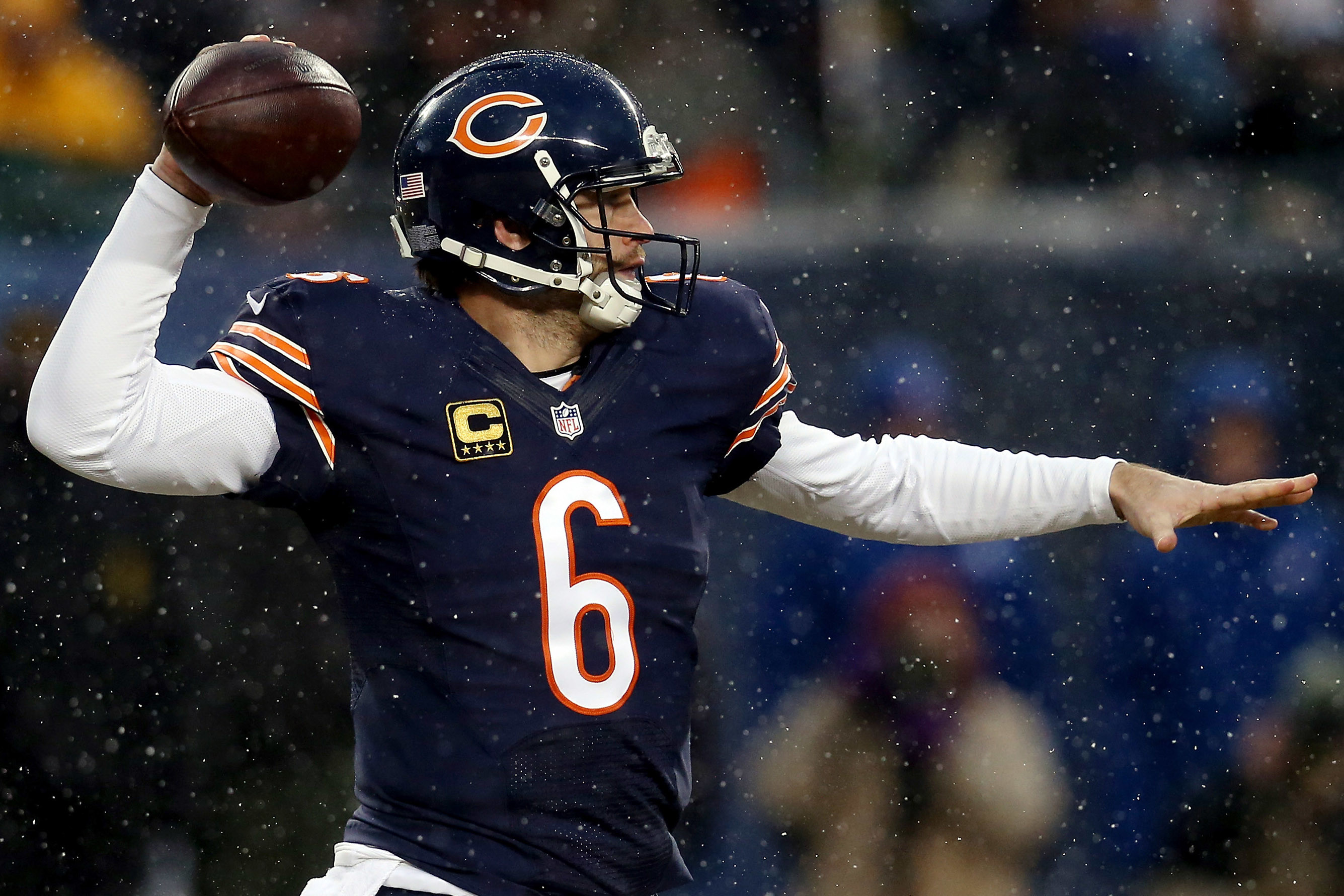 Image Jay Cutler Chicago Bears