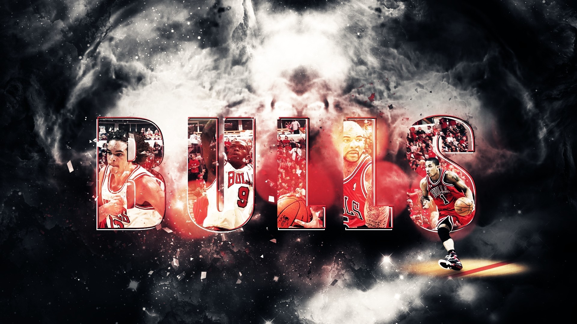 Chicago Bulls Wallpapers HD Wallpaper × Chicago Bulls   HD Wallpapers    Pinterest   Bulls wallpaper, Chicago bulls and Chicago