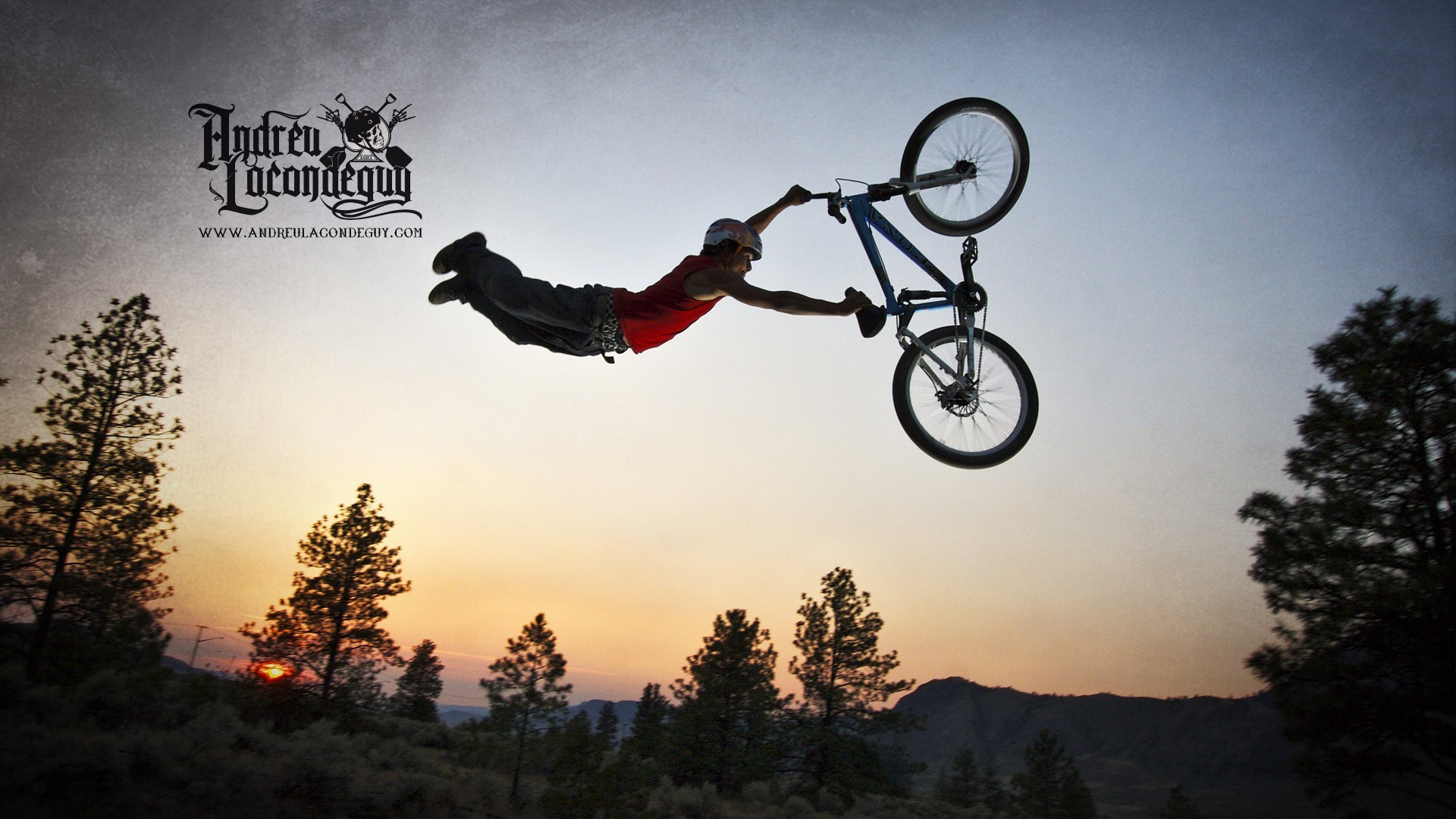 Red Bull Biking Downhill The One Performing Wallpapers HD Pics, HQ .