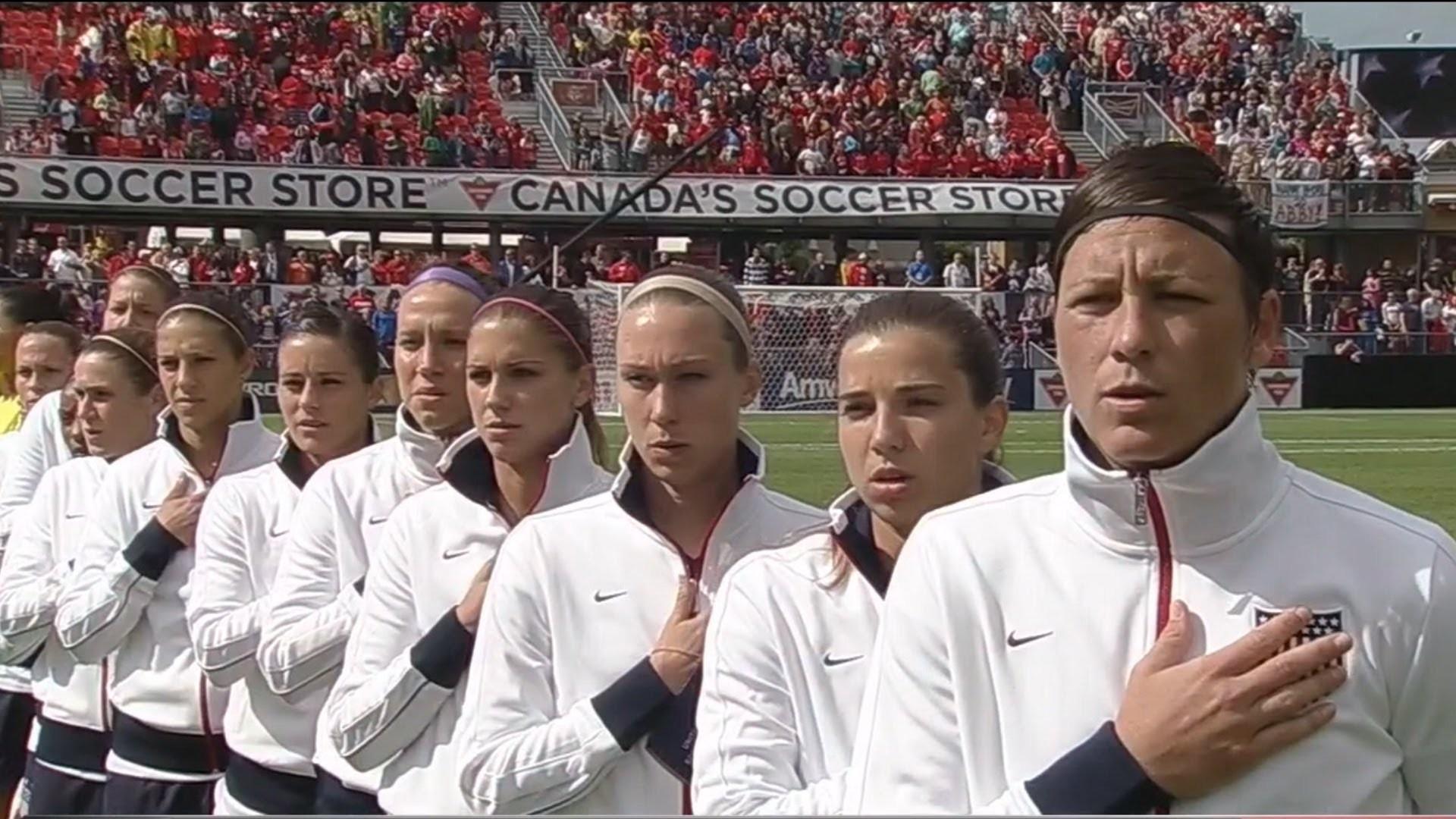 2013 U.S. Women's National Team Highlights