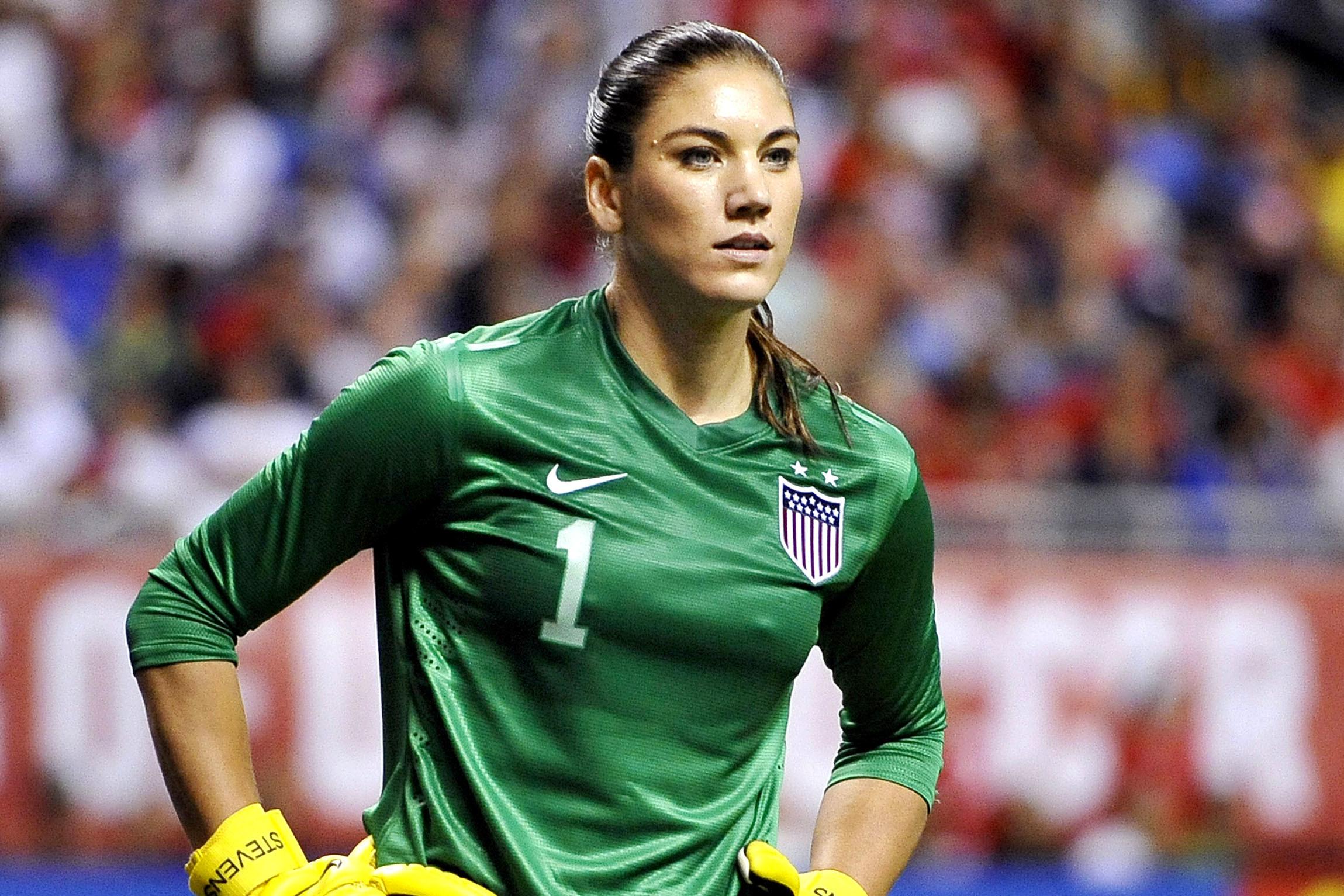 Women's Soccer Has A Hope Solo Problem