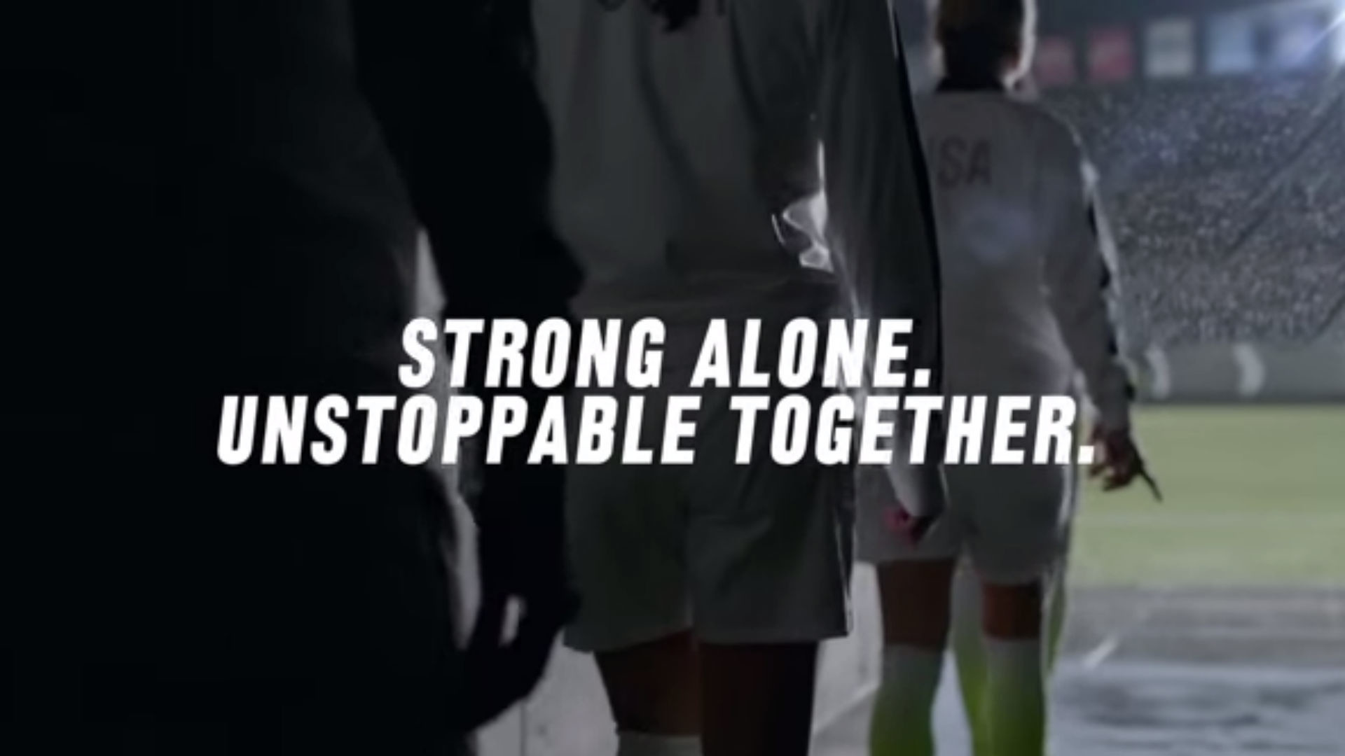 Nike's hype video will get you ready to watch USA in the Women's World Cup    Soccer   Sporting News