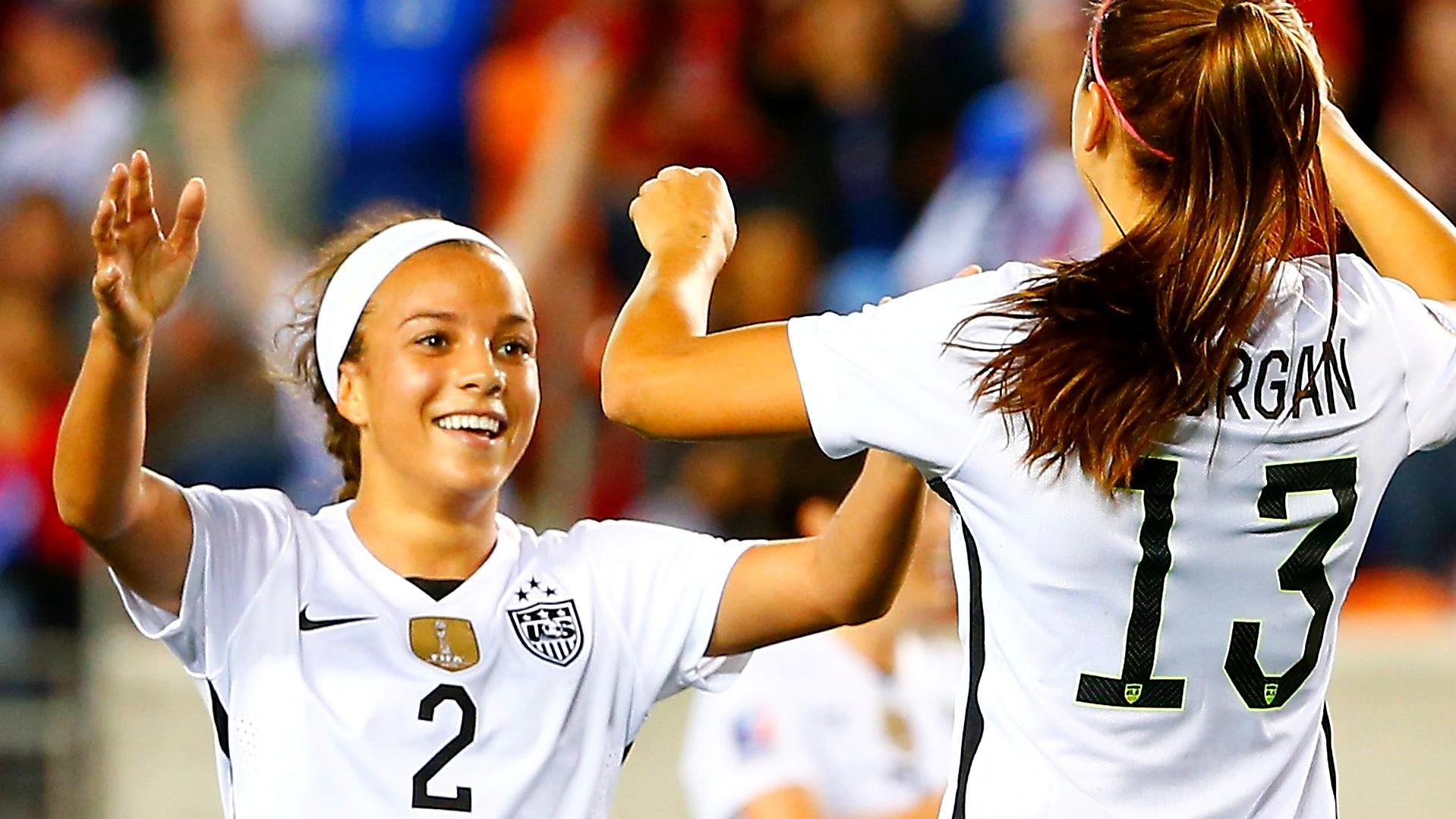 Destination, Rio: Three takeaways from U.S. women's latest soccer win    Sporting News