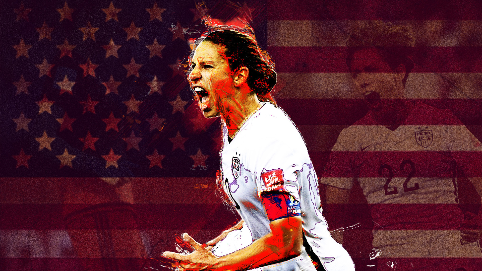 Carli Lloyd in NYT: 'We're sick of being treated like second-class  citizens'   Soccer   Sporting News