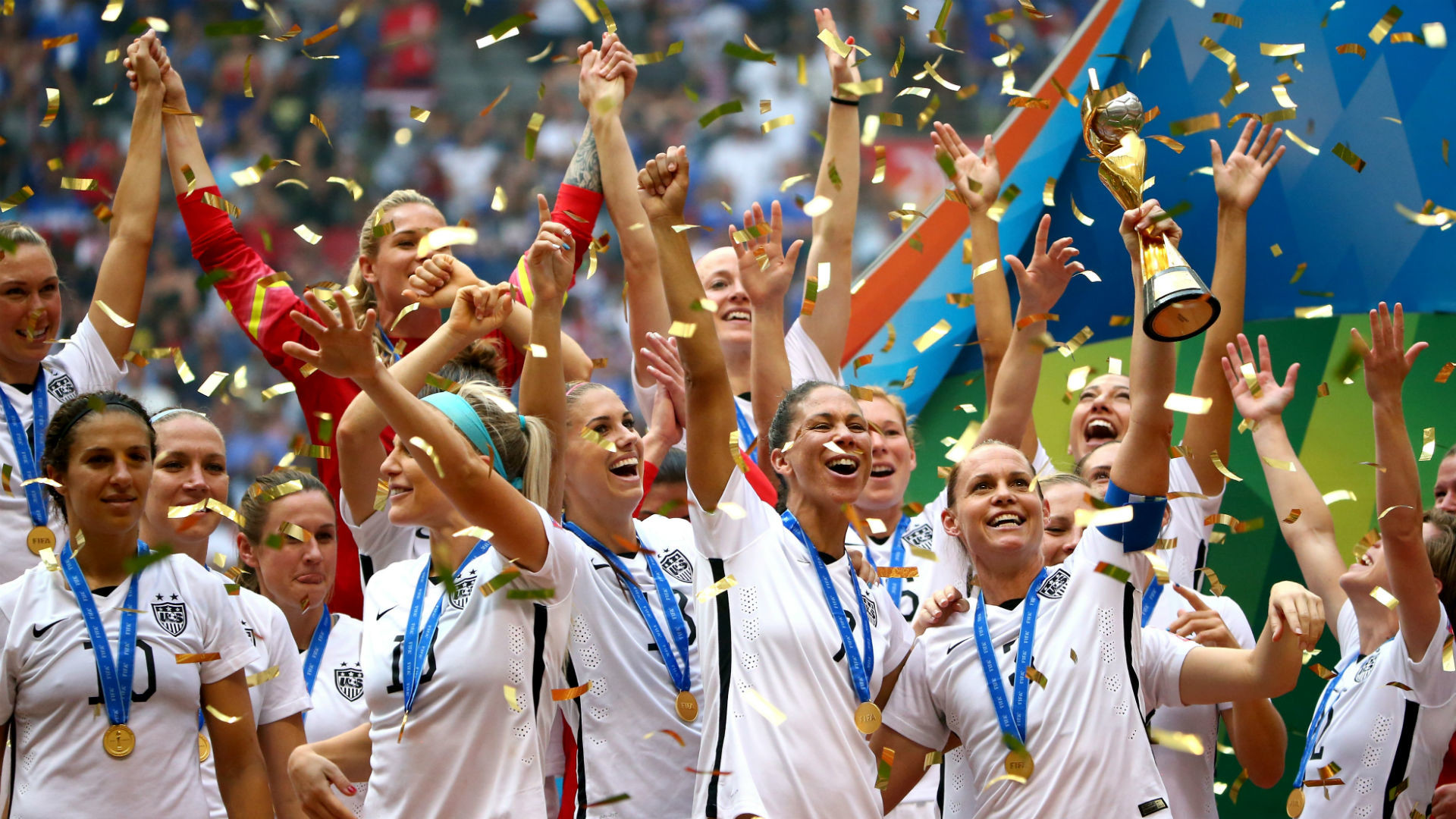 U.S. Soccer, women's national team reach new contract to end dispute    Other Sports   Sporting News