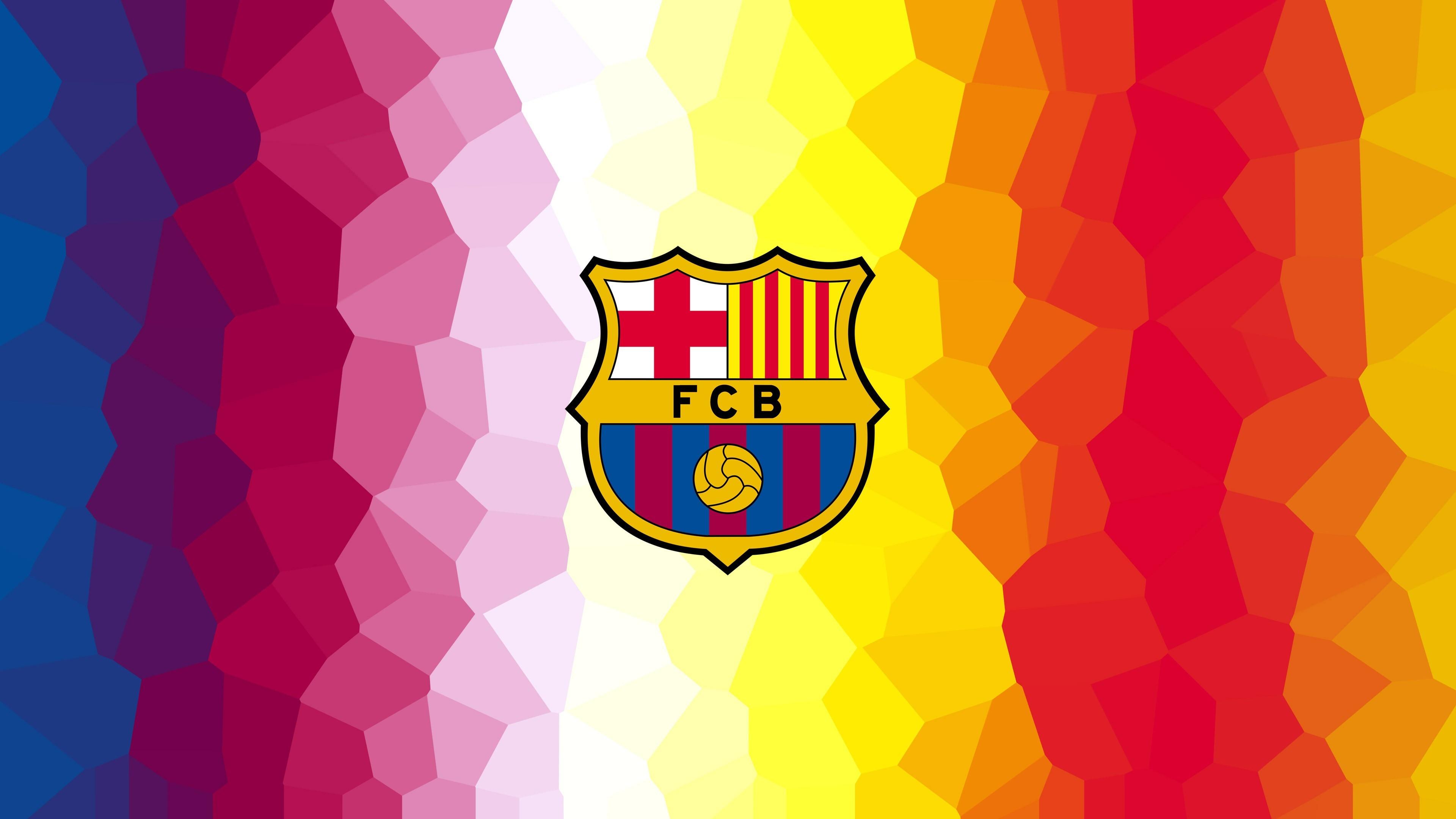 Description: Download FCB FC Barcelona 4K Sports wallpaper …