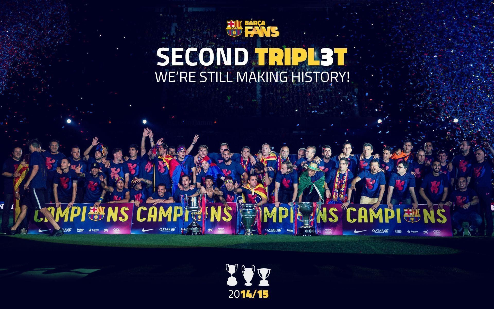FC Barcelona Wallpapers 2016 – Wallpaper Cave