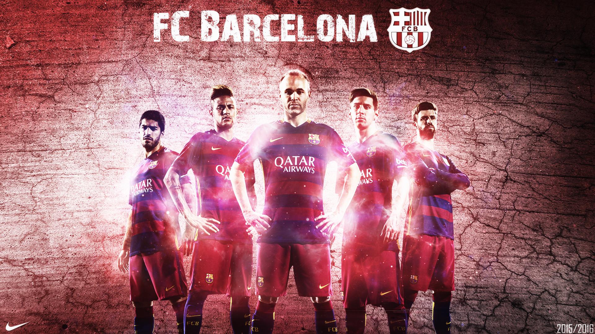fc barcelona team wallpaper 2016 – Google Search