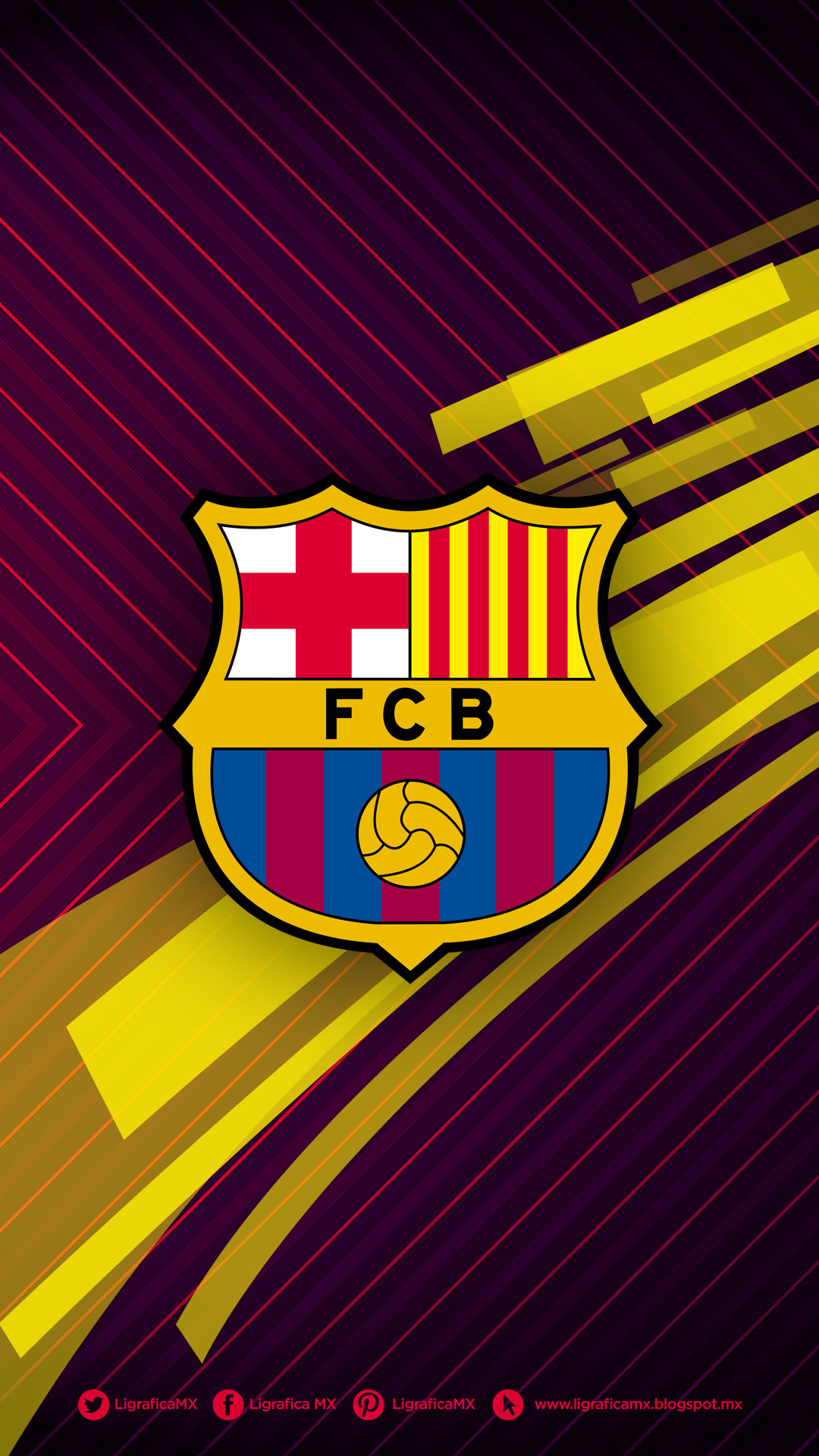 Wallpaper Logo F.