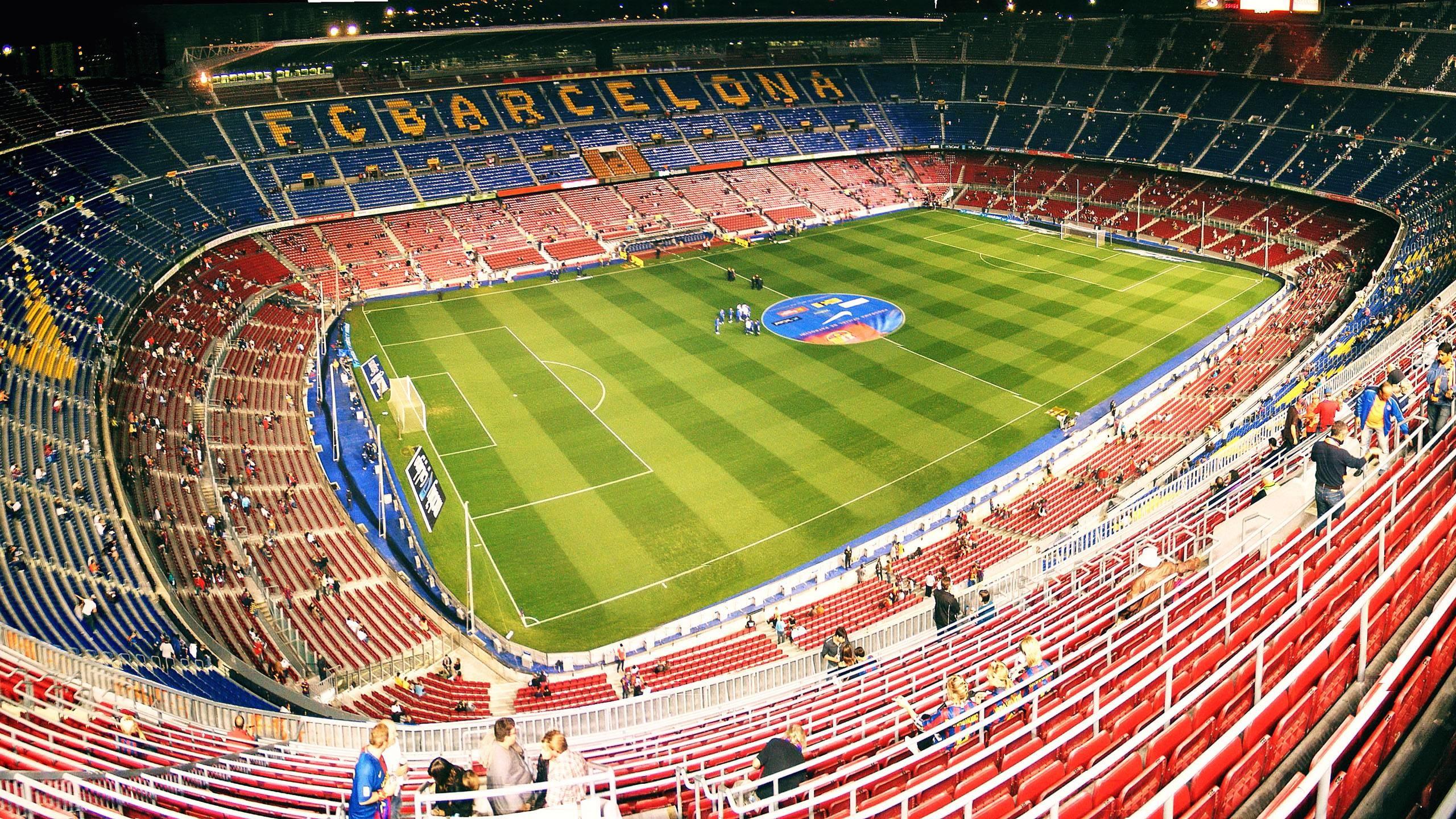 Camp Nou Barcelona wallpaper