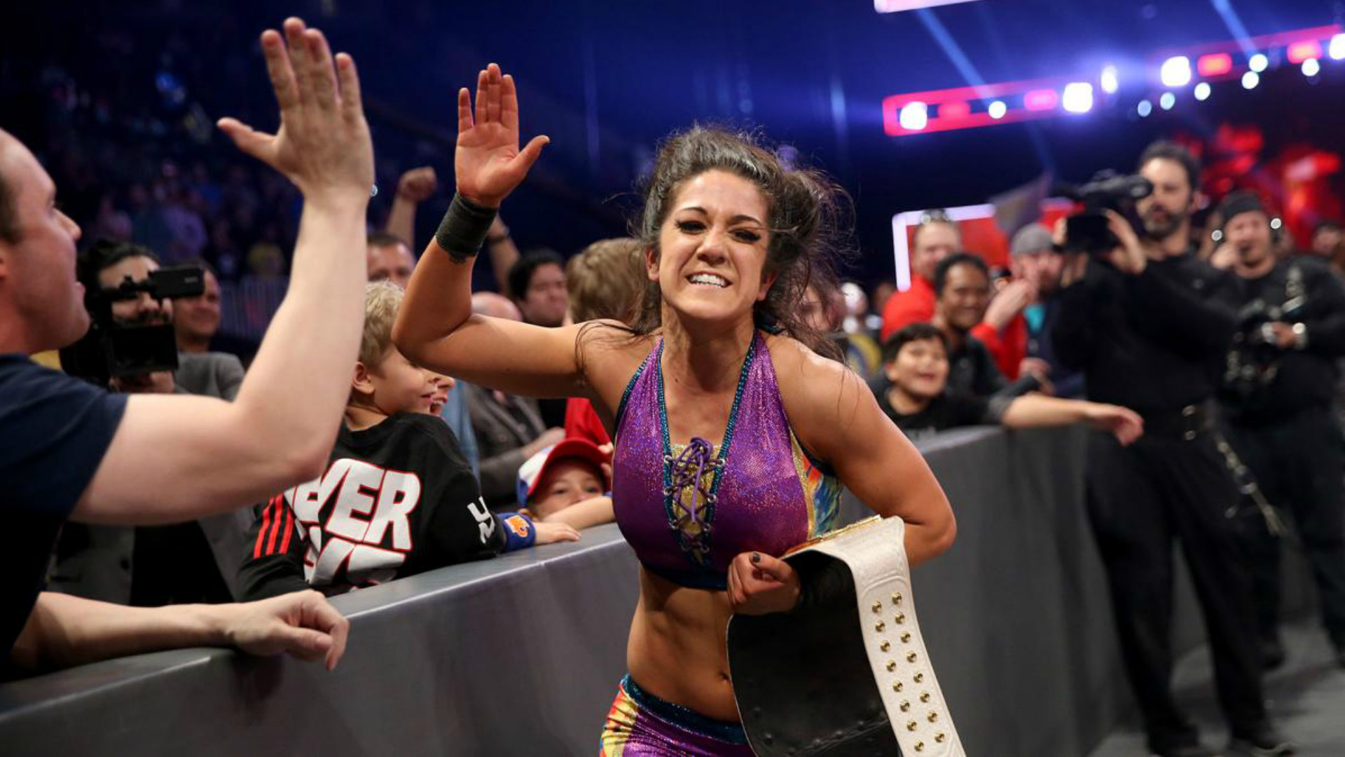 Wwe wallpapers · Bayley HD Pictures 10