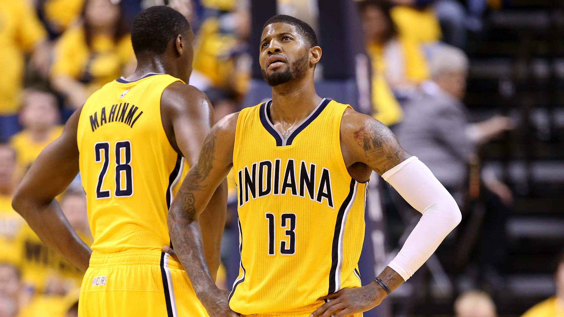Paul George trade to Thunder sets NBA Twitter on fire   NBA   Sporting News
