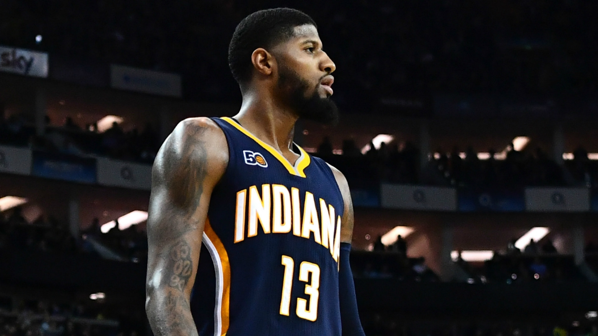 All-NBA teams 2017: Full results, including Paul George and Gordon  Hayward's exclusions   NBA   Sporting News