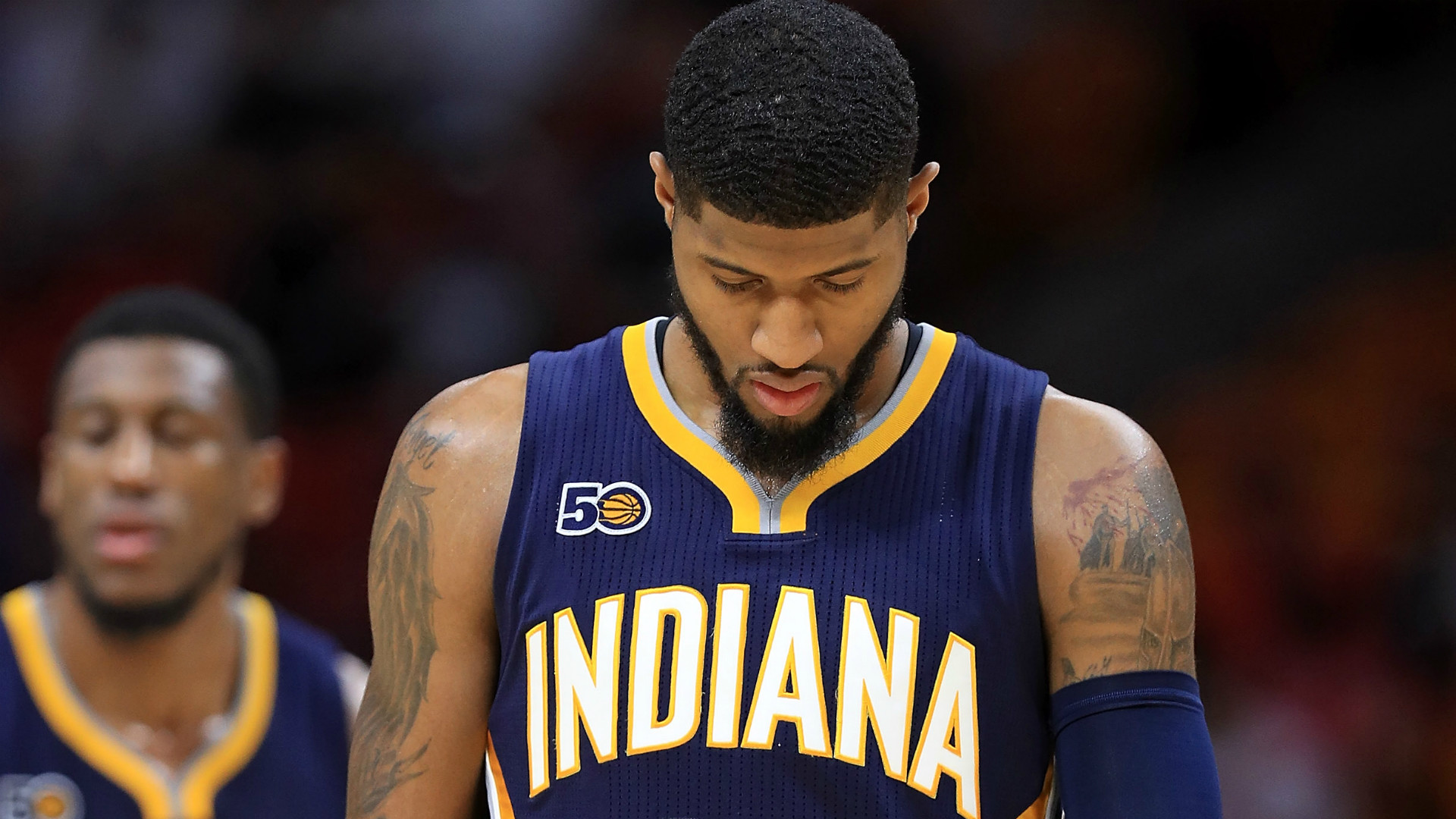 NBA playoffs: Pacers' Paul George fires back at media's 'complete ignorance'