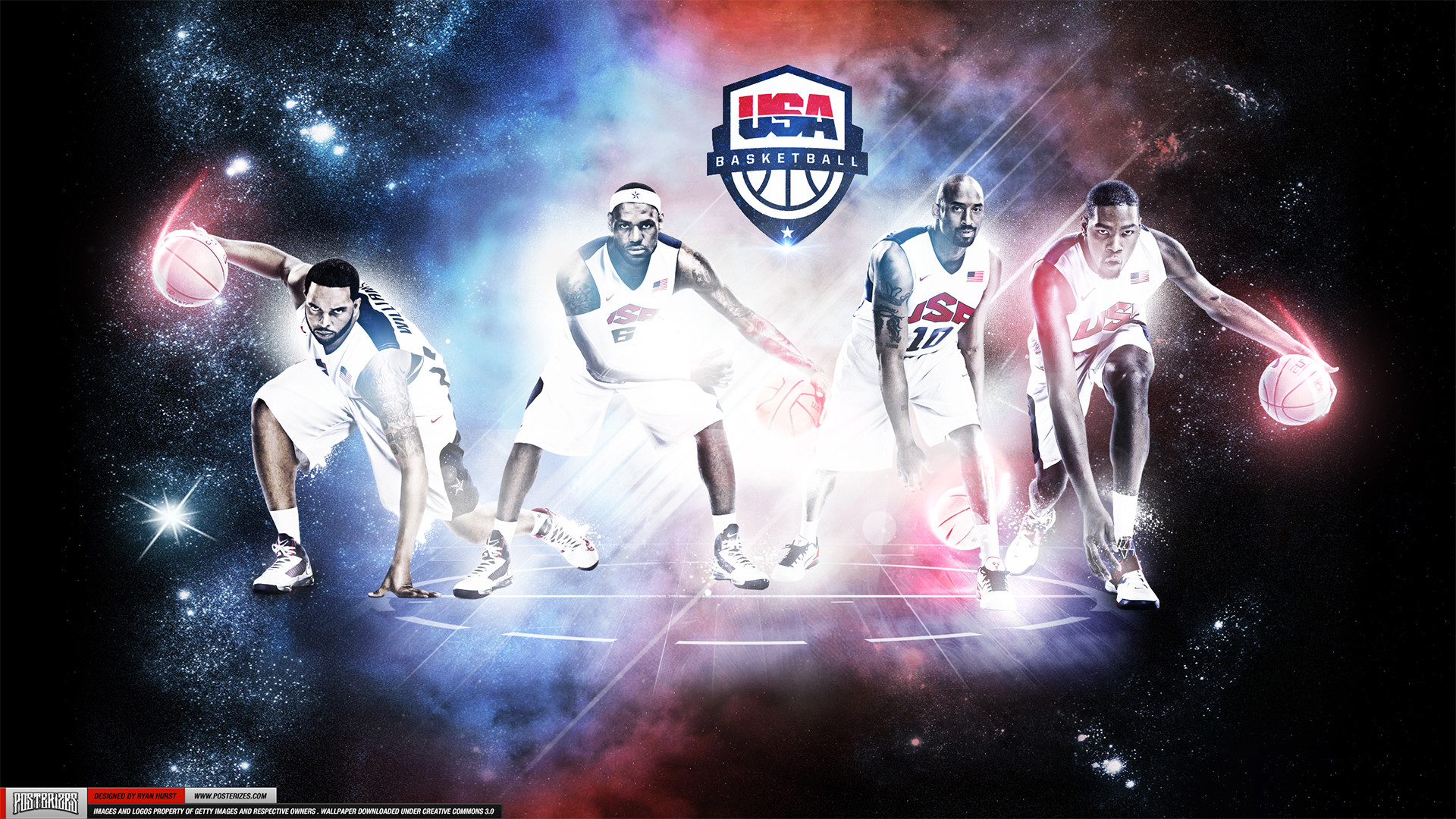 Team USA – 'Next Level' (WALLPAPER)