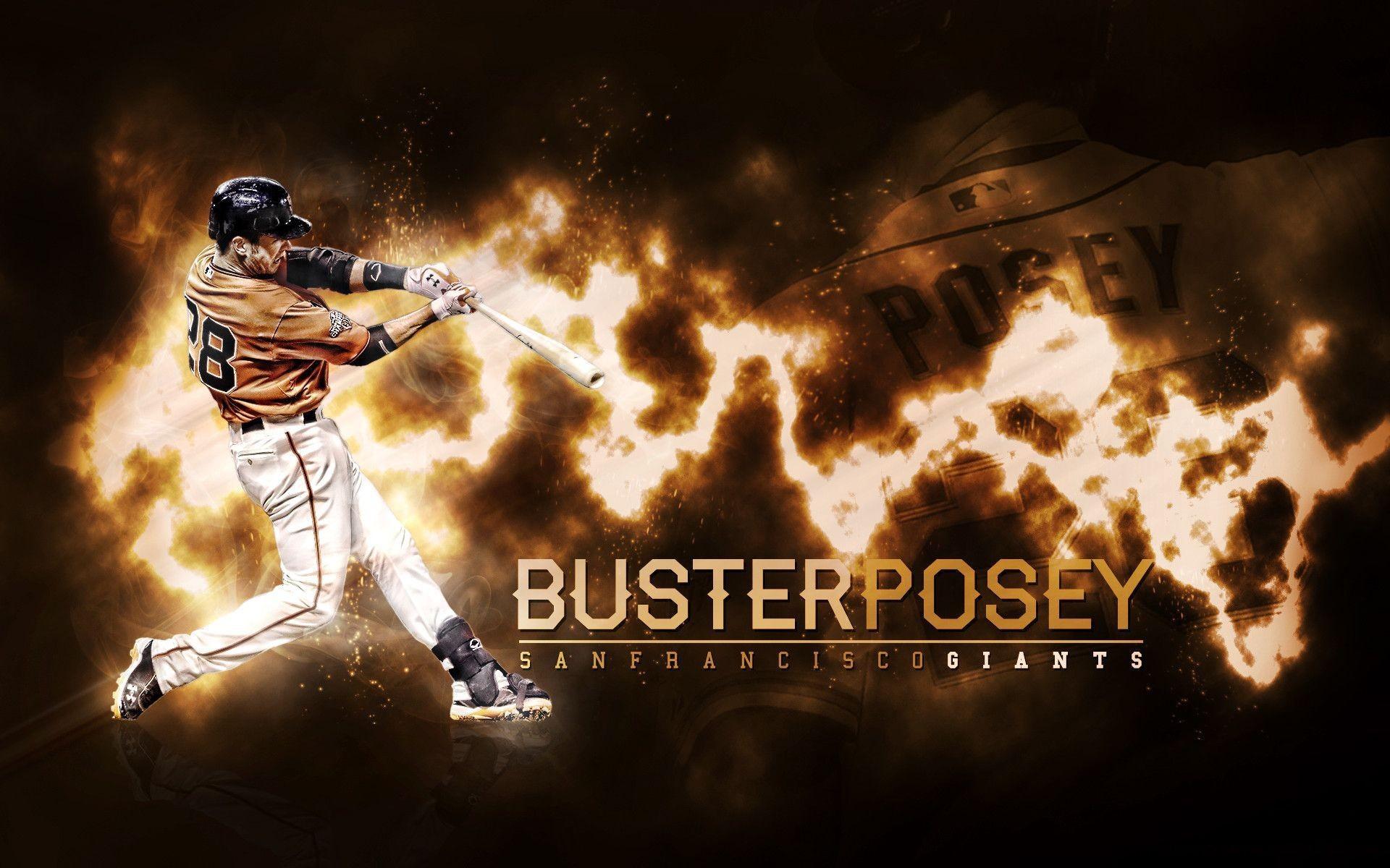 Buster Posey Wallpaper Widescreen.