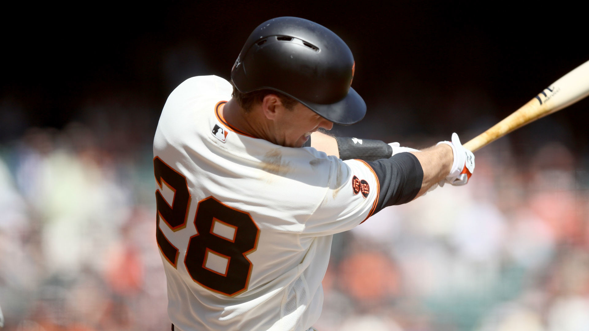 Giants activate Buster Posey from 7-day concussion DL | MLB | Sporting News