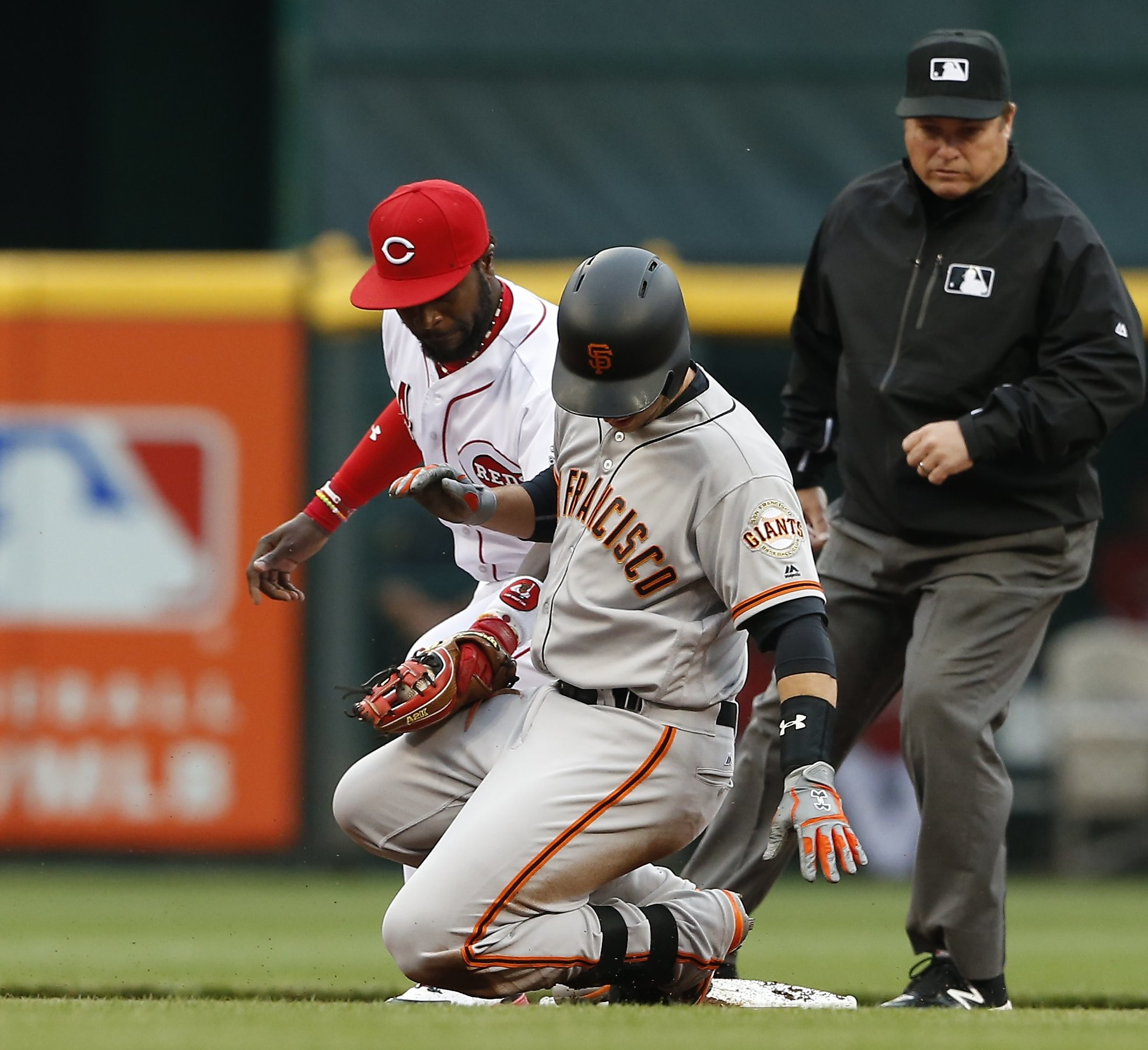 Giants' Posey discusses hitting struggles, plus Wednesday's lineup sans a  Belt – SFGate