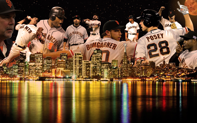 HD San Francisco Giants Backgrounds | PixelsTalk.Net