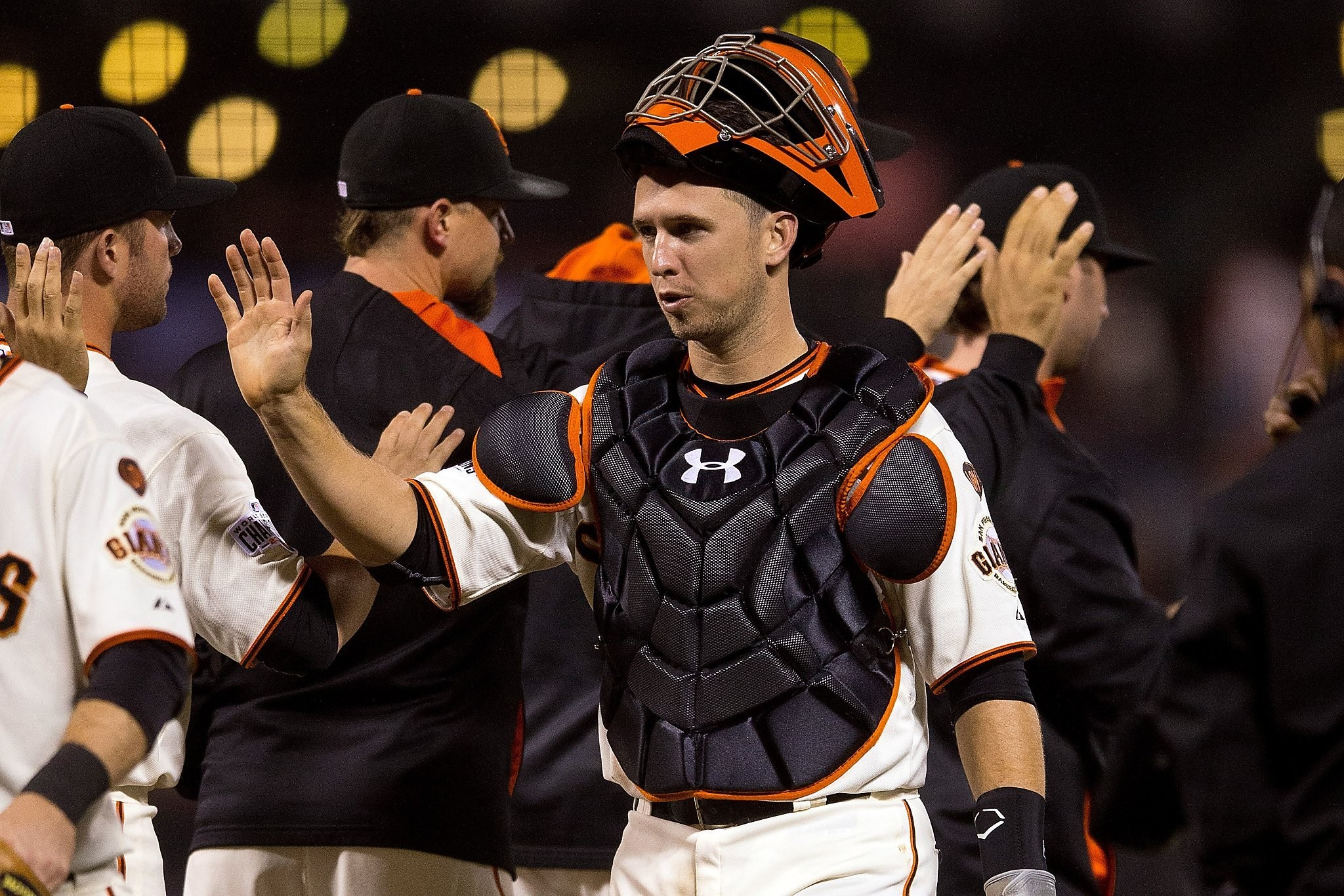 """Based on the facts above, Posey has been the undisputed best catcher in  baseball for a while now, but it has got me thinking, """"Who is the best  catcher in …"""