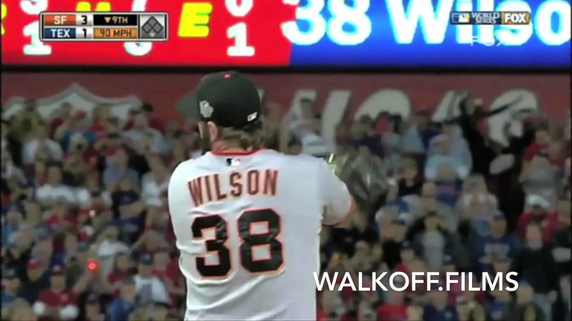 """Buster Posey- Career Highlights """"Believe"""""""