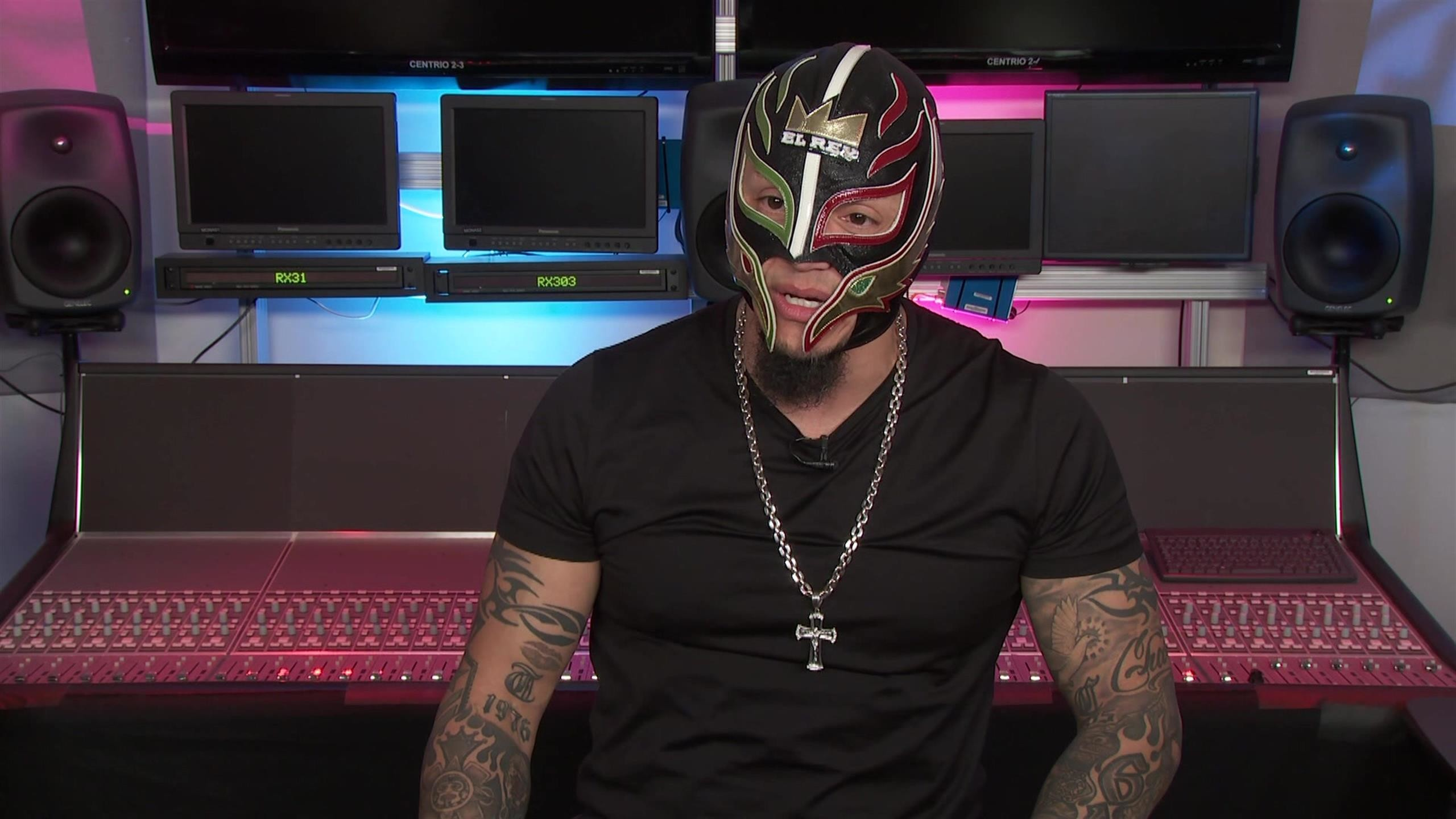 My First Gig: Rey Mysterio Recalls First Wrestling Match at 14 Years Old –  Fuse