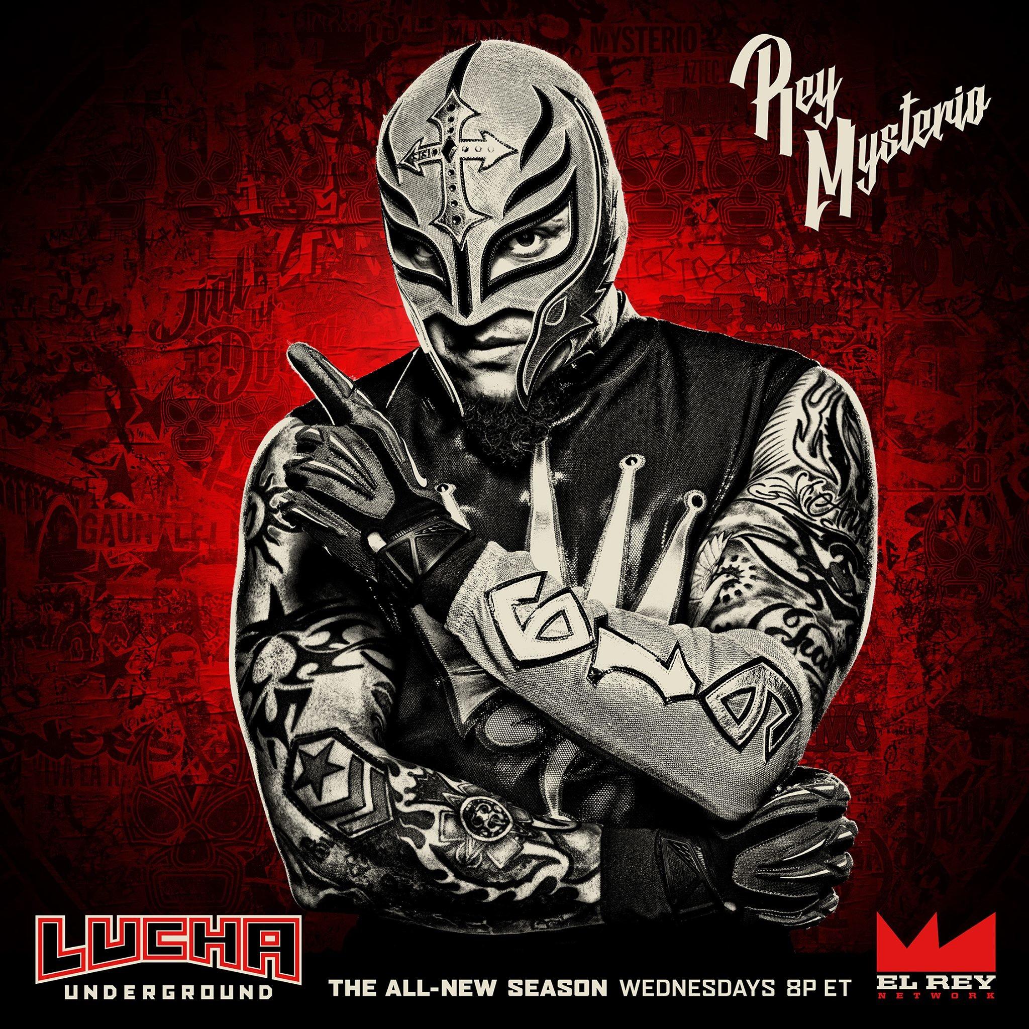 Rey Mysterio Lucha Underground