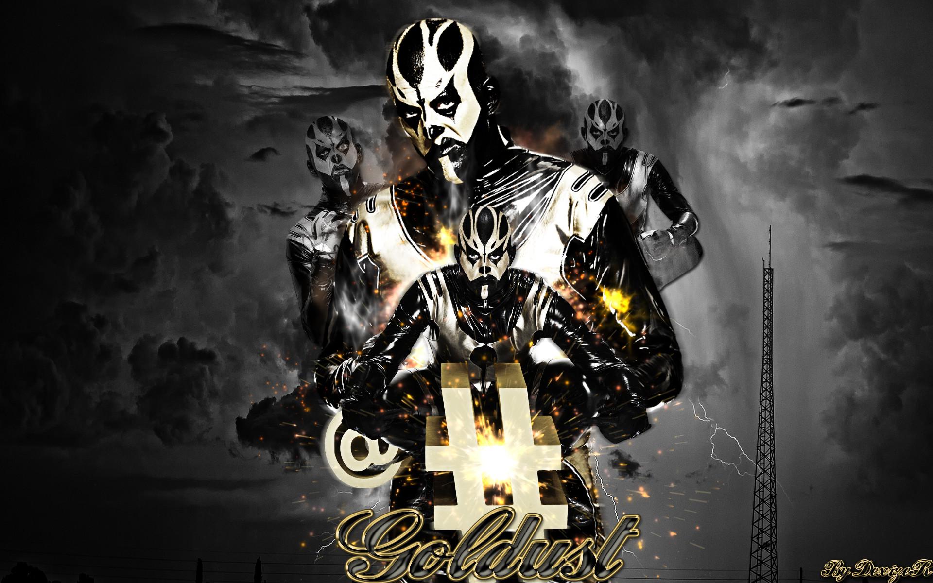 New WWE Goldust 2014 HD Wallpaper by SmileDexizeR on DeviantArt