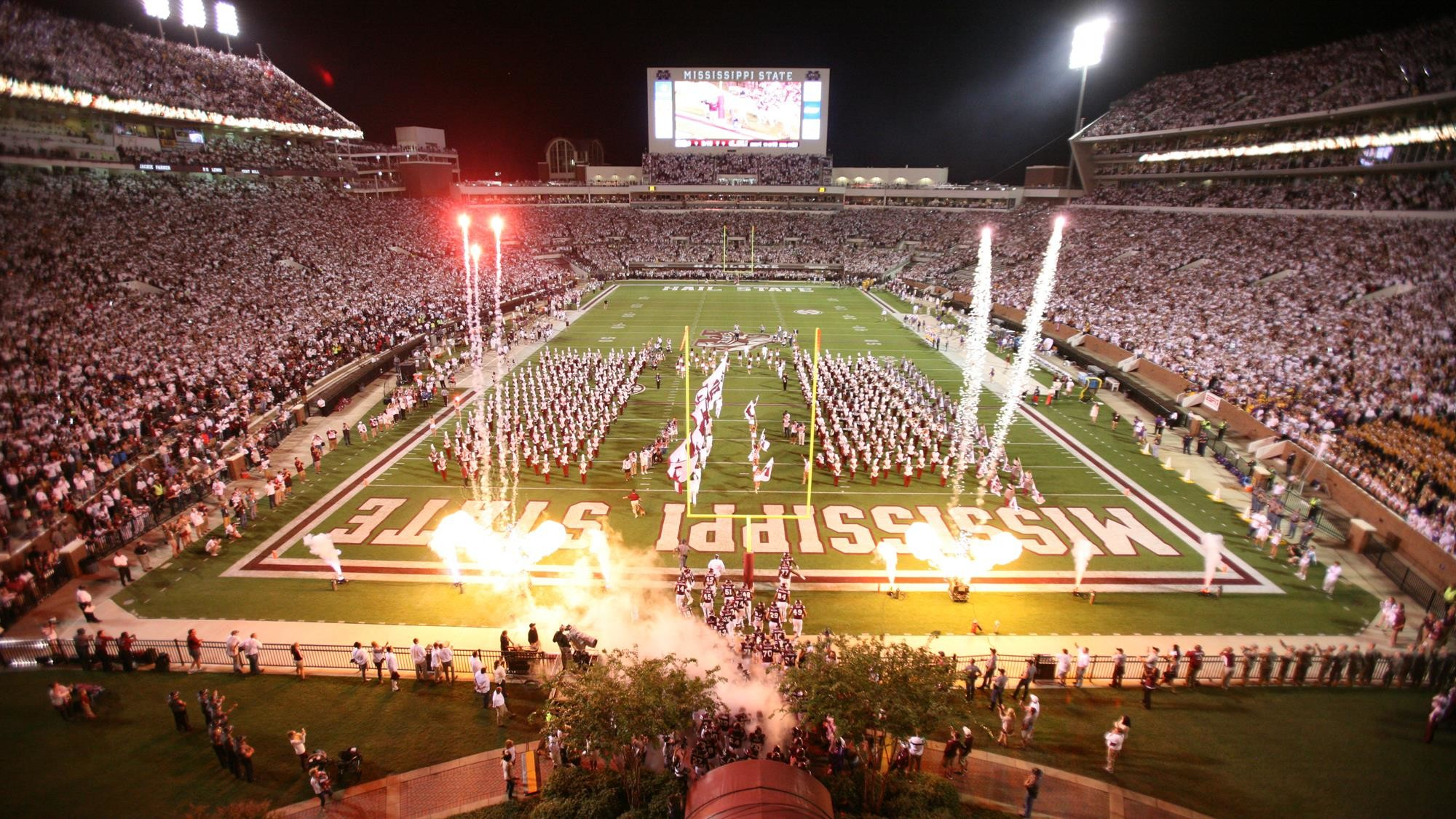 What They Say About Davis Wade Stadium