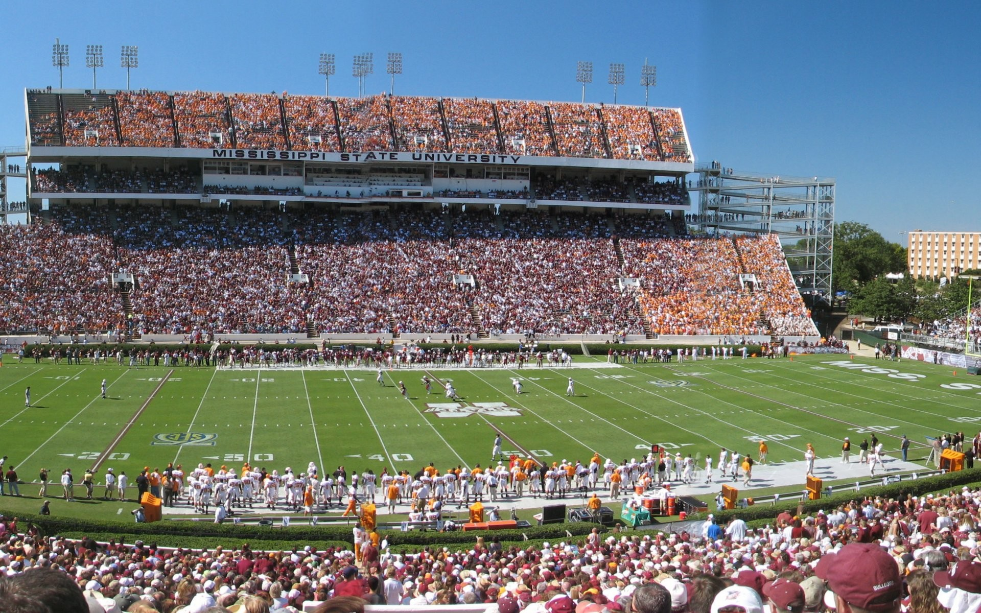 Southeastern Conference College Football Stadiums Wallpapers
