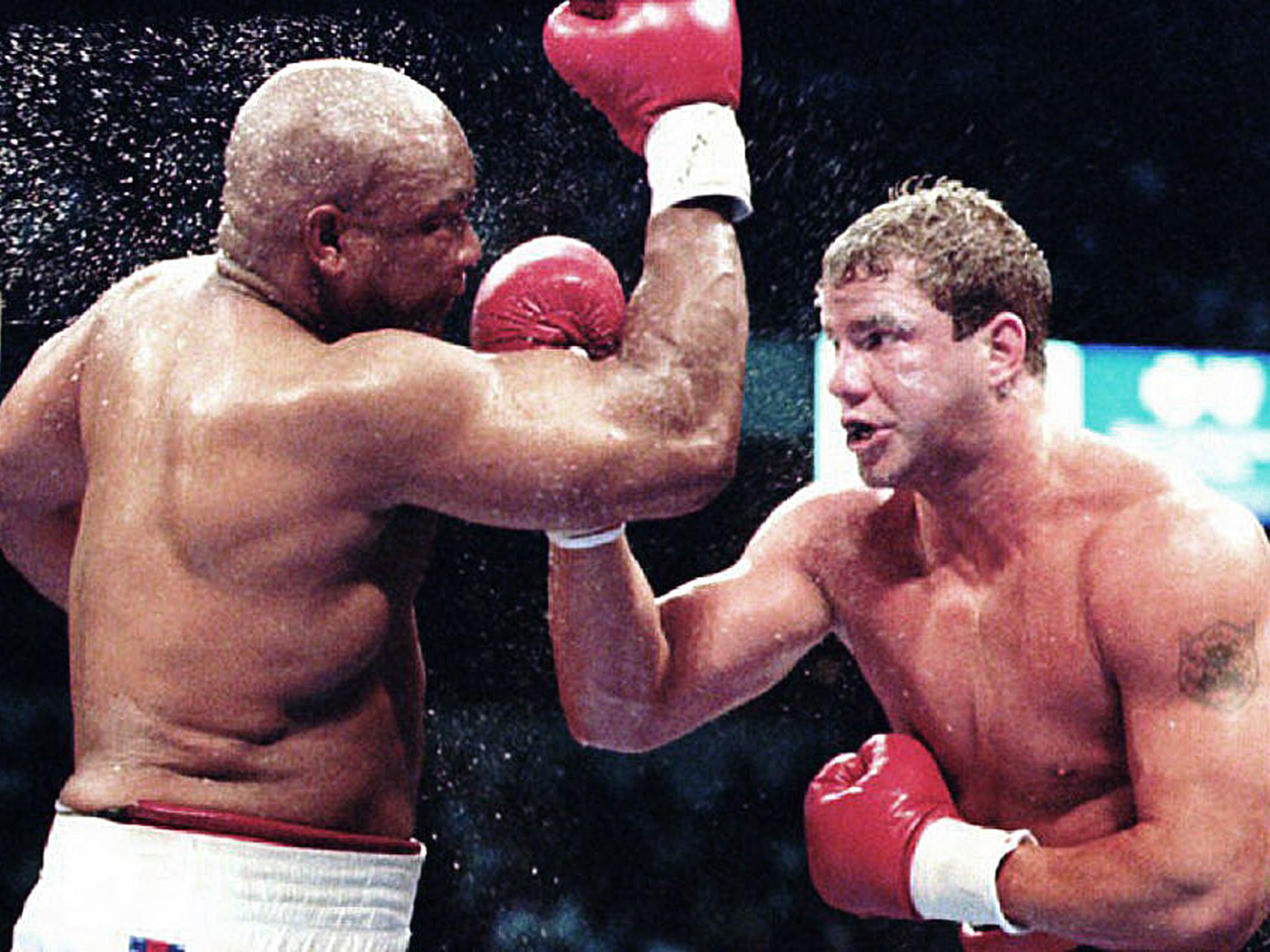 Tommy Morrison: Boxer who won the world title but couldn't overcome his  personal demons | The Independent