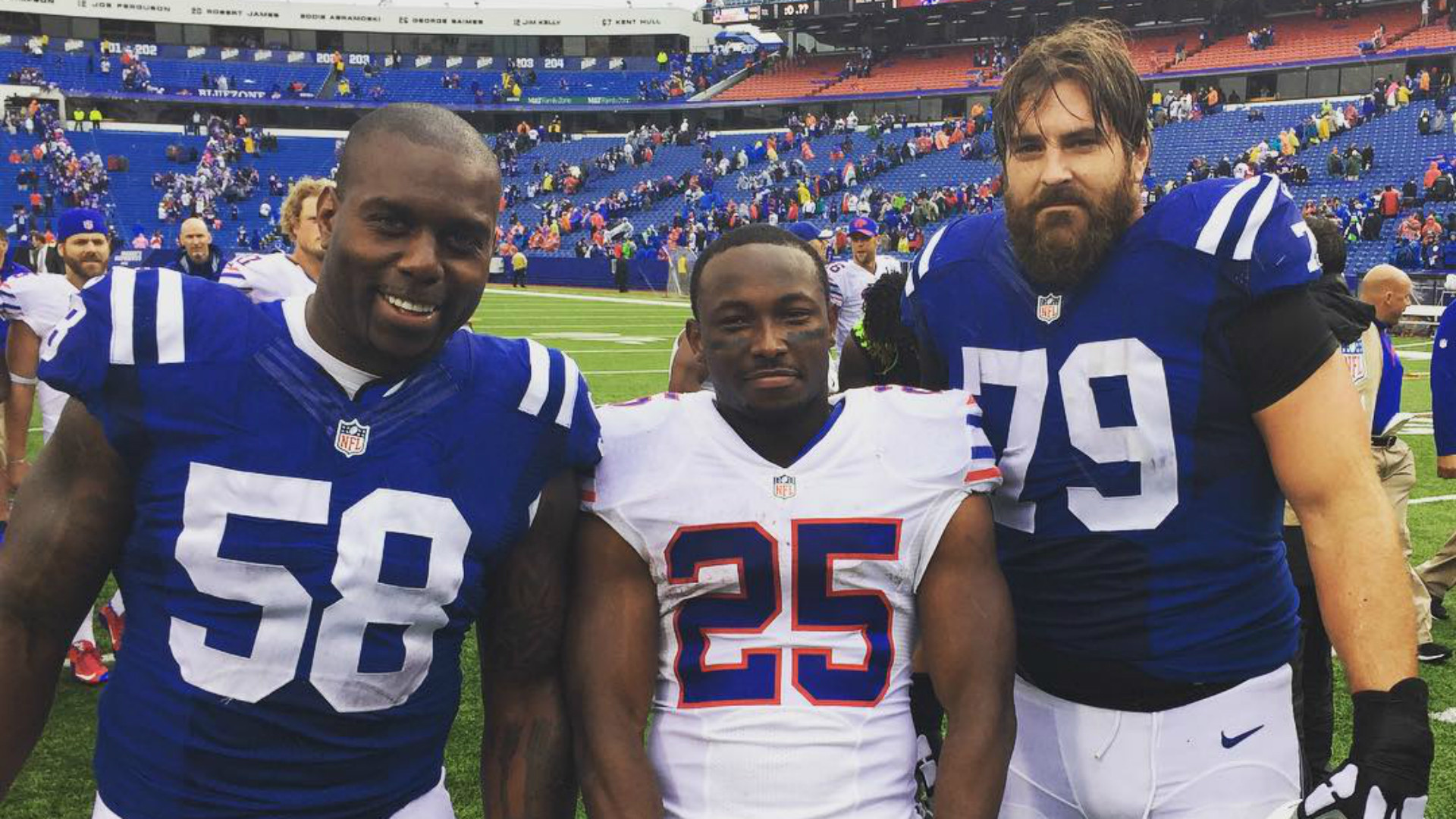 LeSean McCoy organizes 'Chip Kelly rejects' photo | NFL | Sporting News