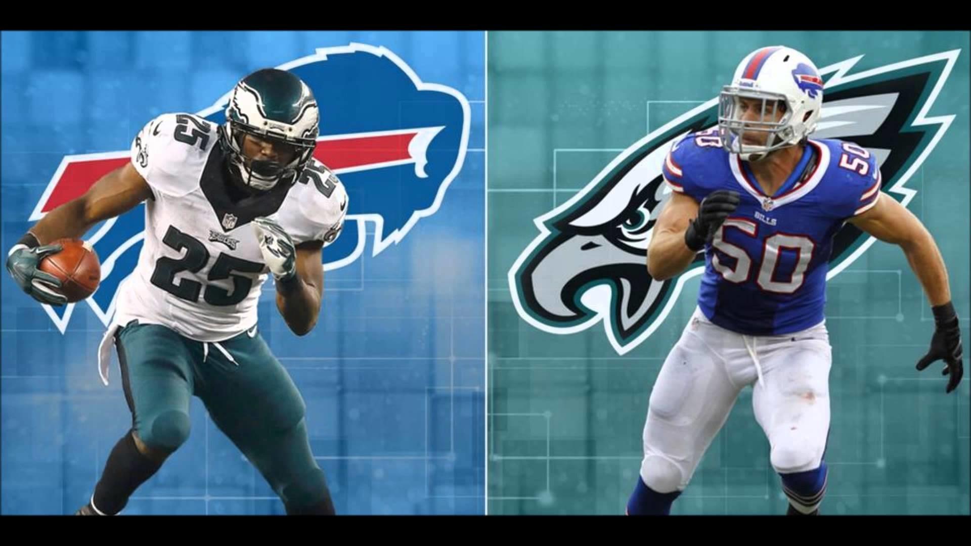 Eagles trade LeSean McCoy to Buffalo for LB Kiko Alonso
