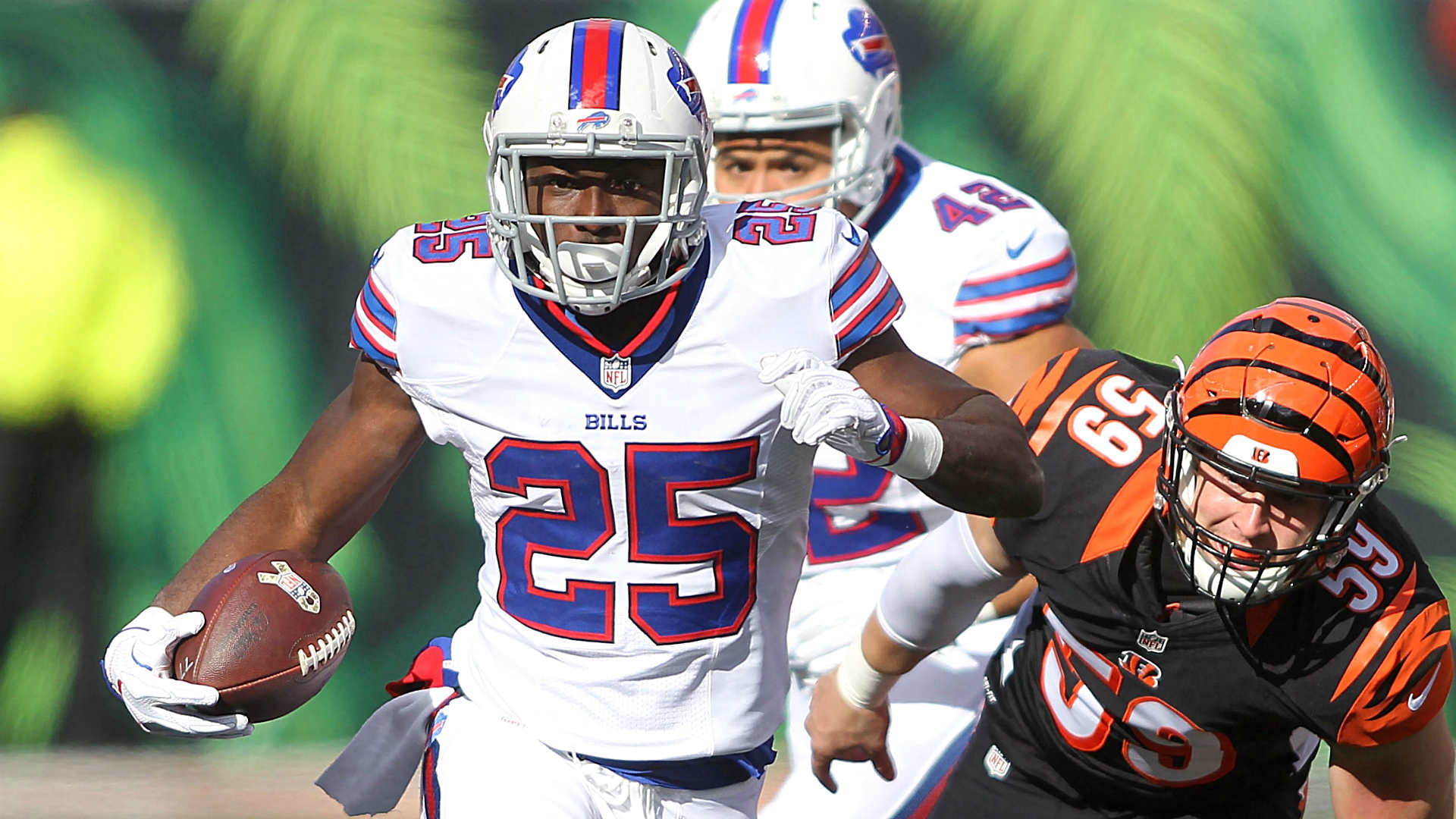 LeSean McCoy's thumb injury sounds worse than it is | NFL | Sporting News