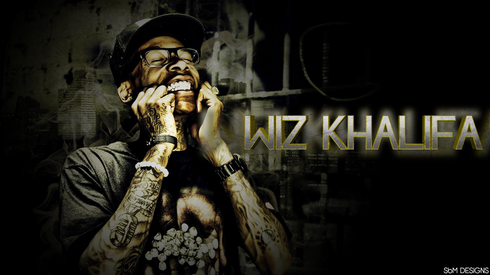 Wiz Khalifa Wallpaper