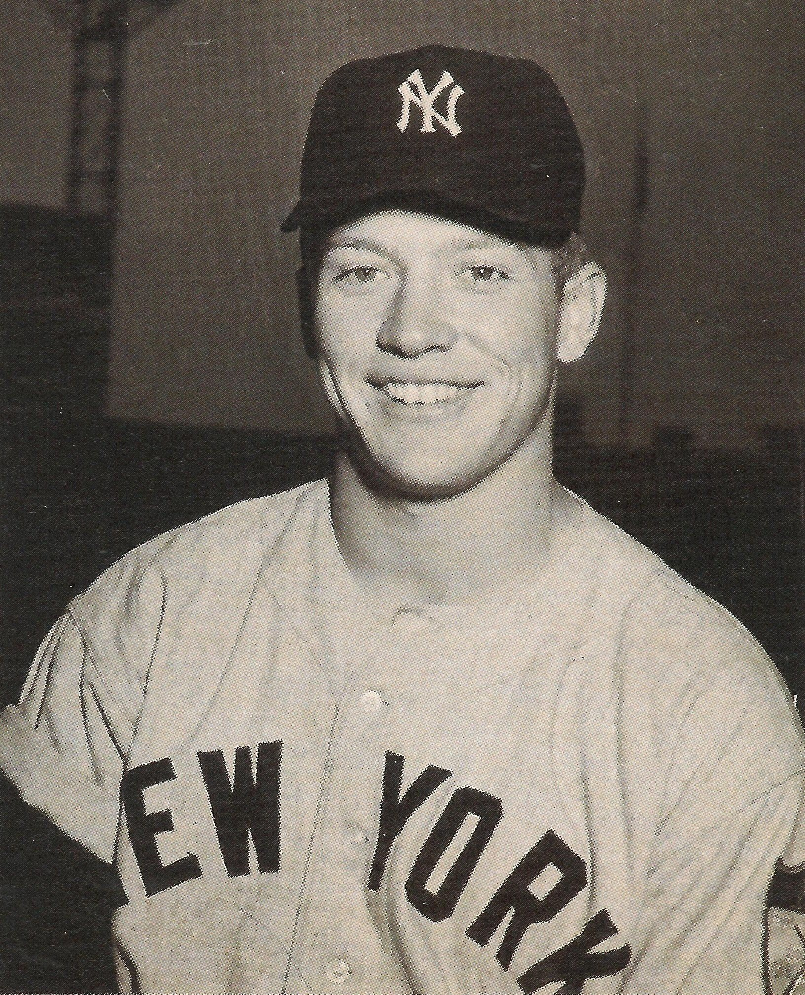 Mickey Mantle …