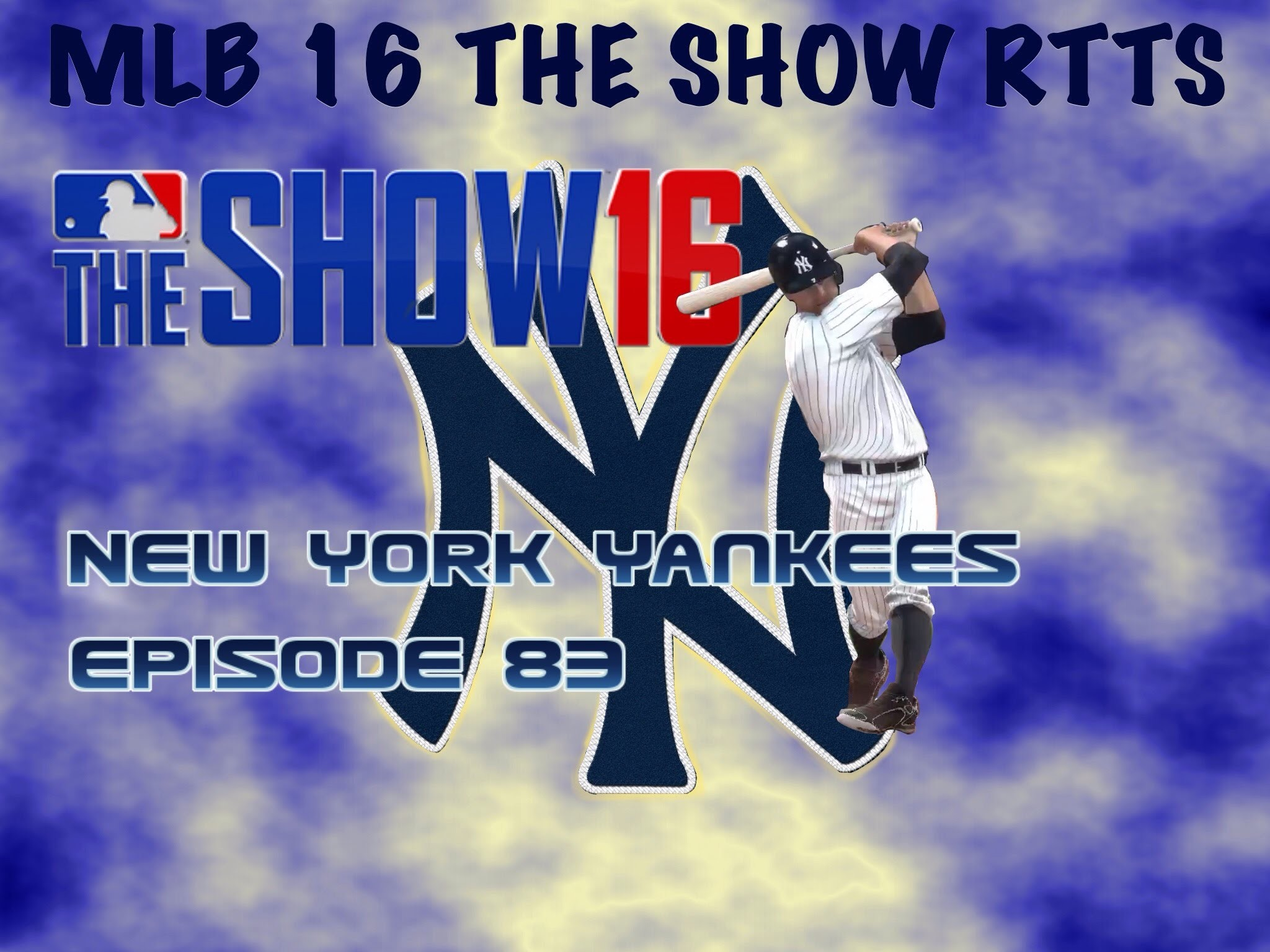 MLB The Show 16 Road To The Show Mickey Mantle Episode 83