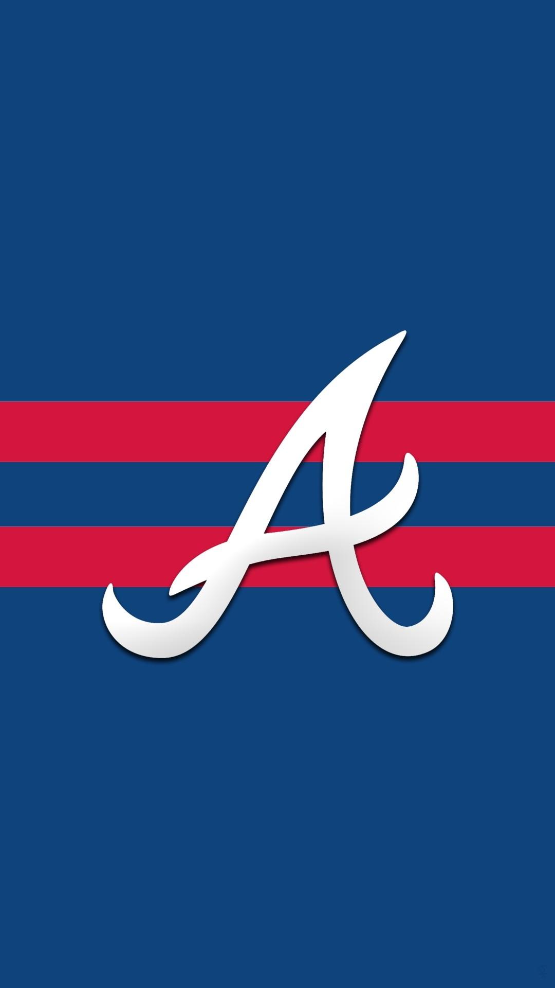 … Atlanta Braves Iphone 7 HD Background regarding Atlanta Braves Phone  Wallpapers …