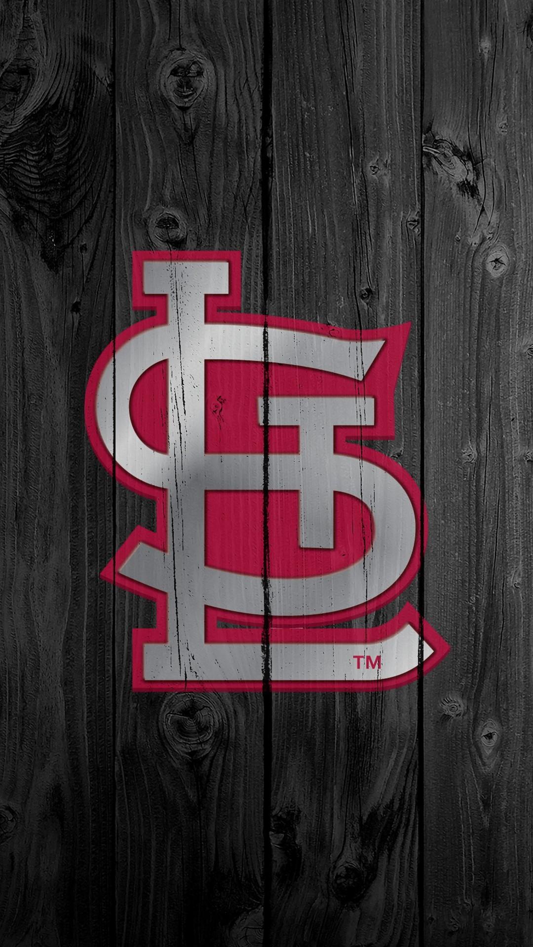 St. Louis Cardinals MLB iPhone Wallpaper