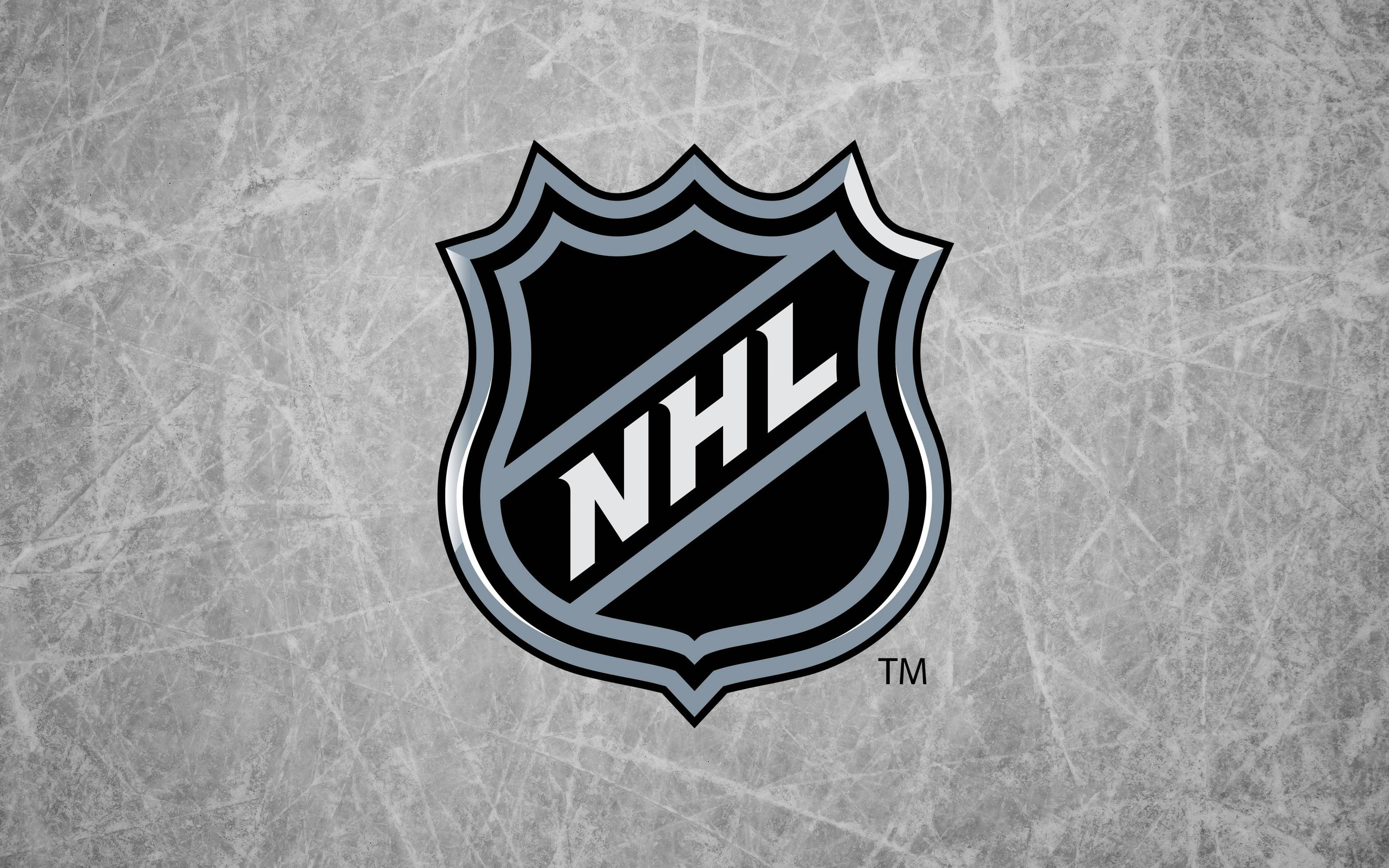 NHL Logo Ice Hockey Wallpaper Wide or HD | Sports Wallpapers