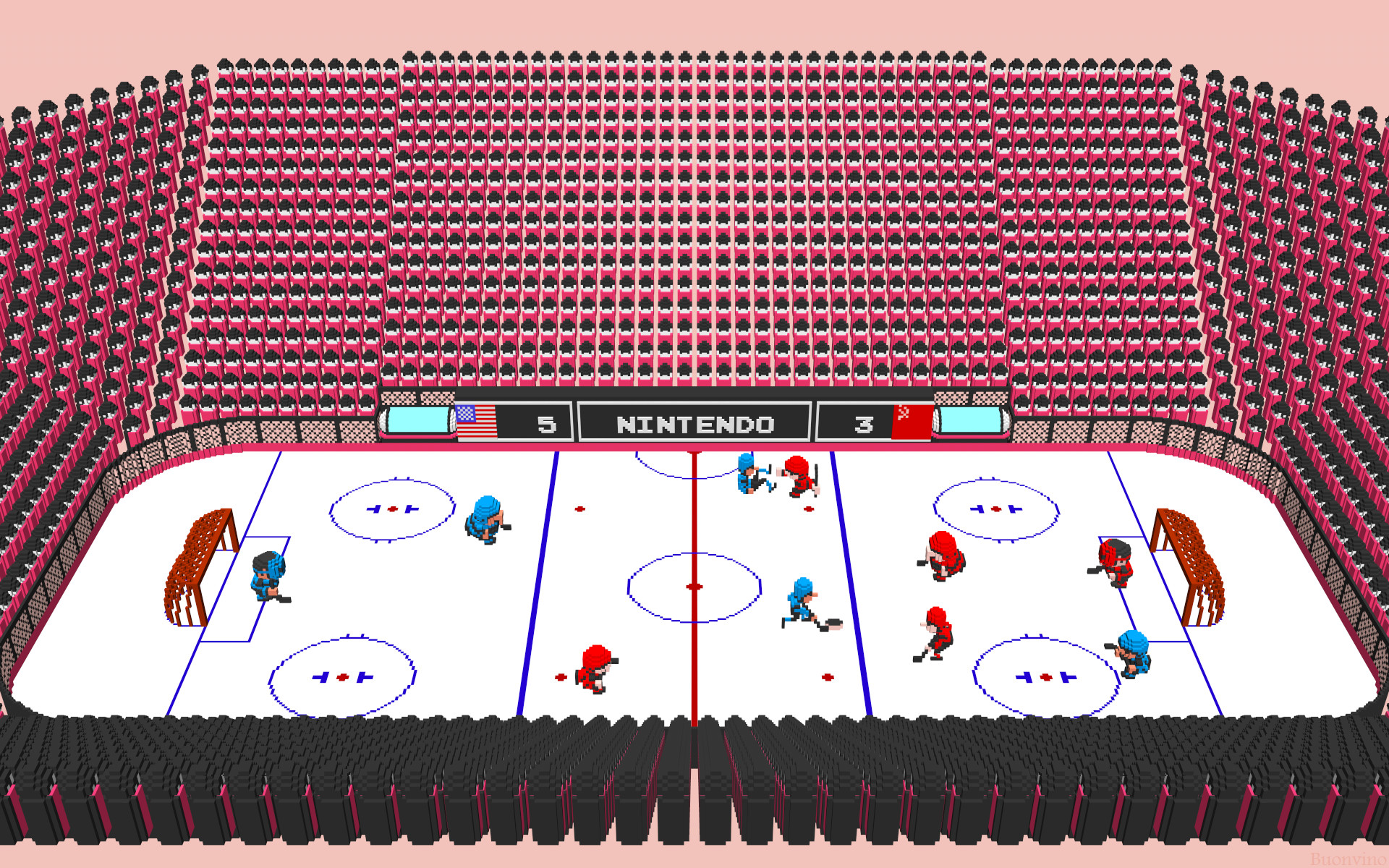 HD Wallpaper | Background ID:293270. Video Game Ice Hockey