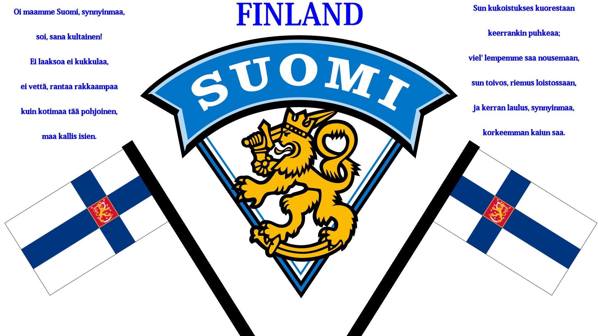 Finland Ice Hockey Wallpaper by shadowthehedgehog377 Finland Ice Hockey  Wallpaper by shadowthehedgehog377