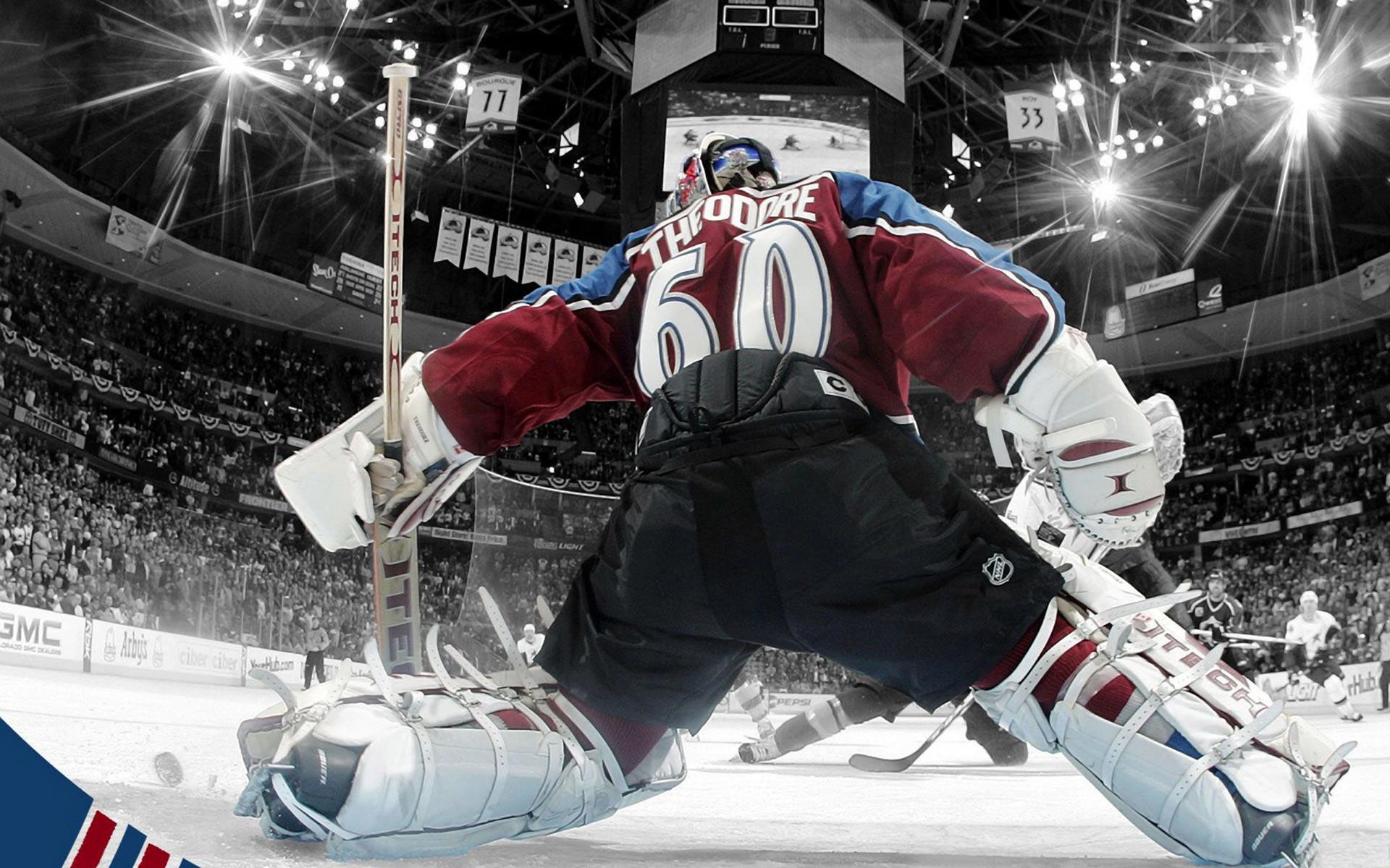 Free Hockey Wallpaper