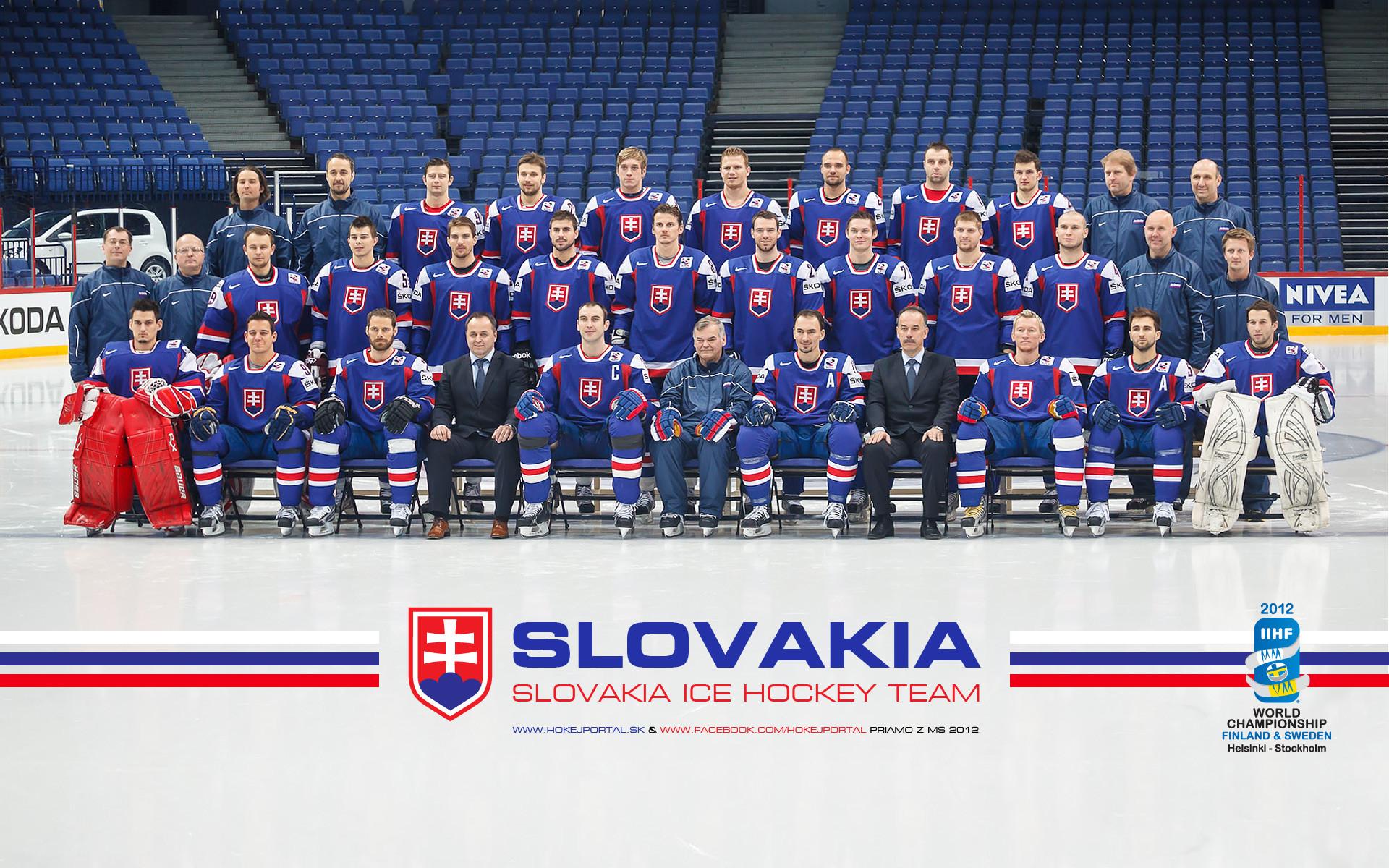Wallpapers Slovakia Ice Hockey Team MS 2012 | HokejPortal.sk