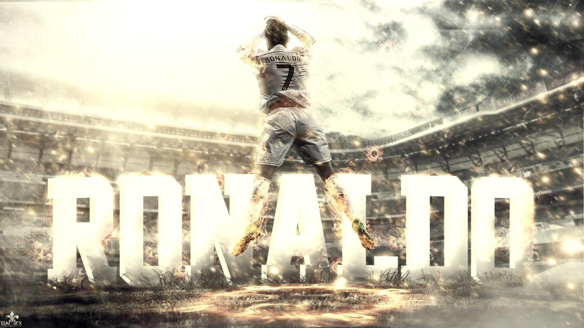 Cristiano Ronaldo New Wallpapers