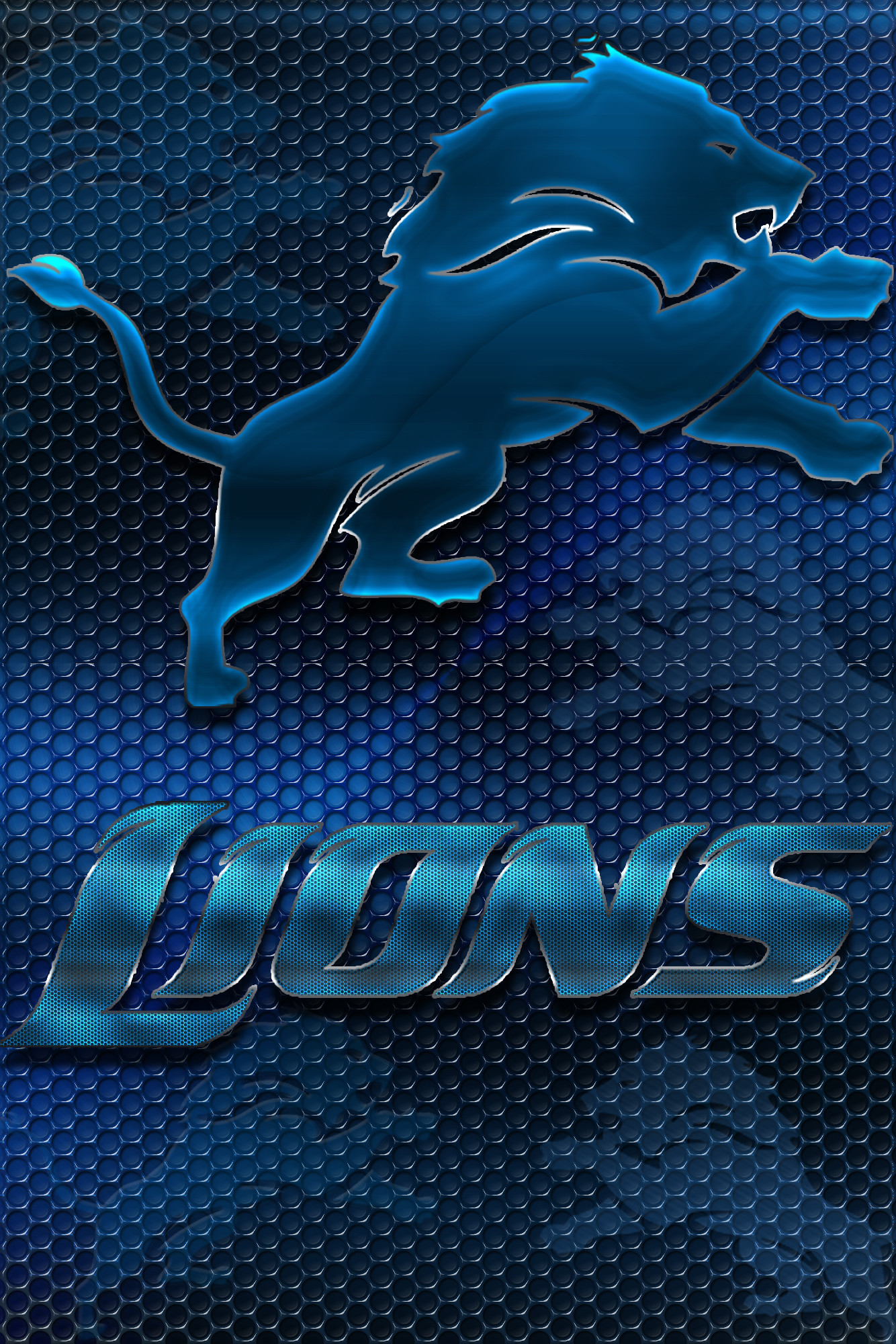 Detroit Lions 2012 Heavy Metal Wallpaper   Free Download Wallpaper .