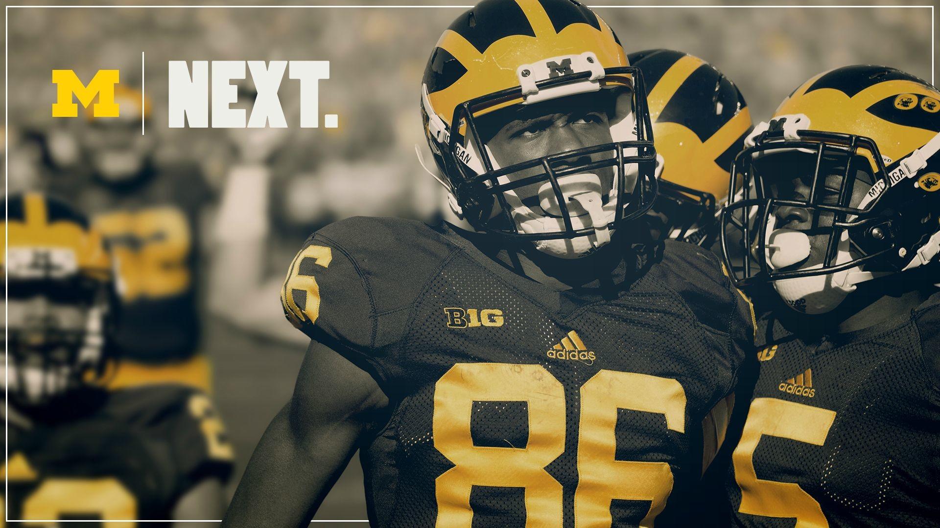 Michigan Wolverines Screensaver and Wallpaper